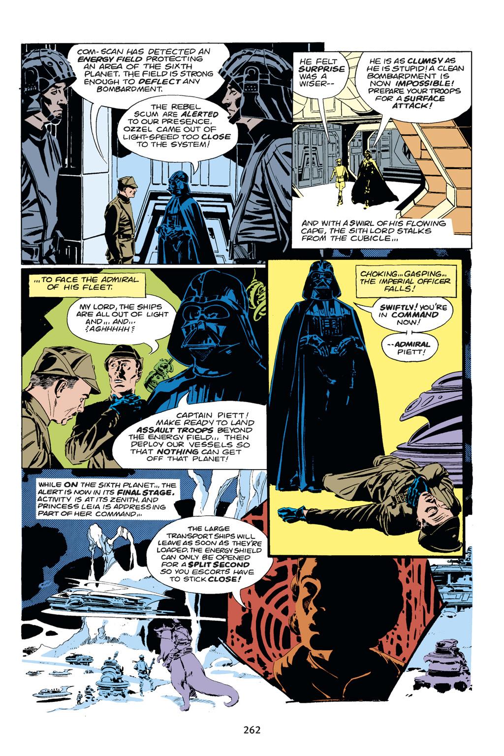 Read online Star Wars Omnibus comic -  Issue # Vol. 14 - 260