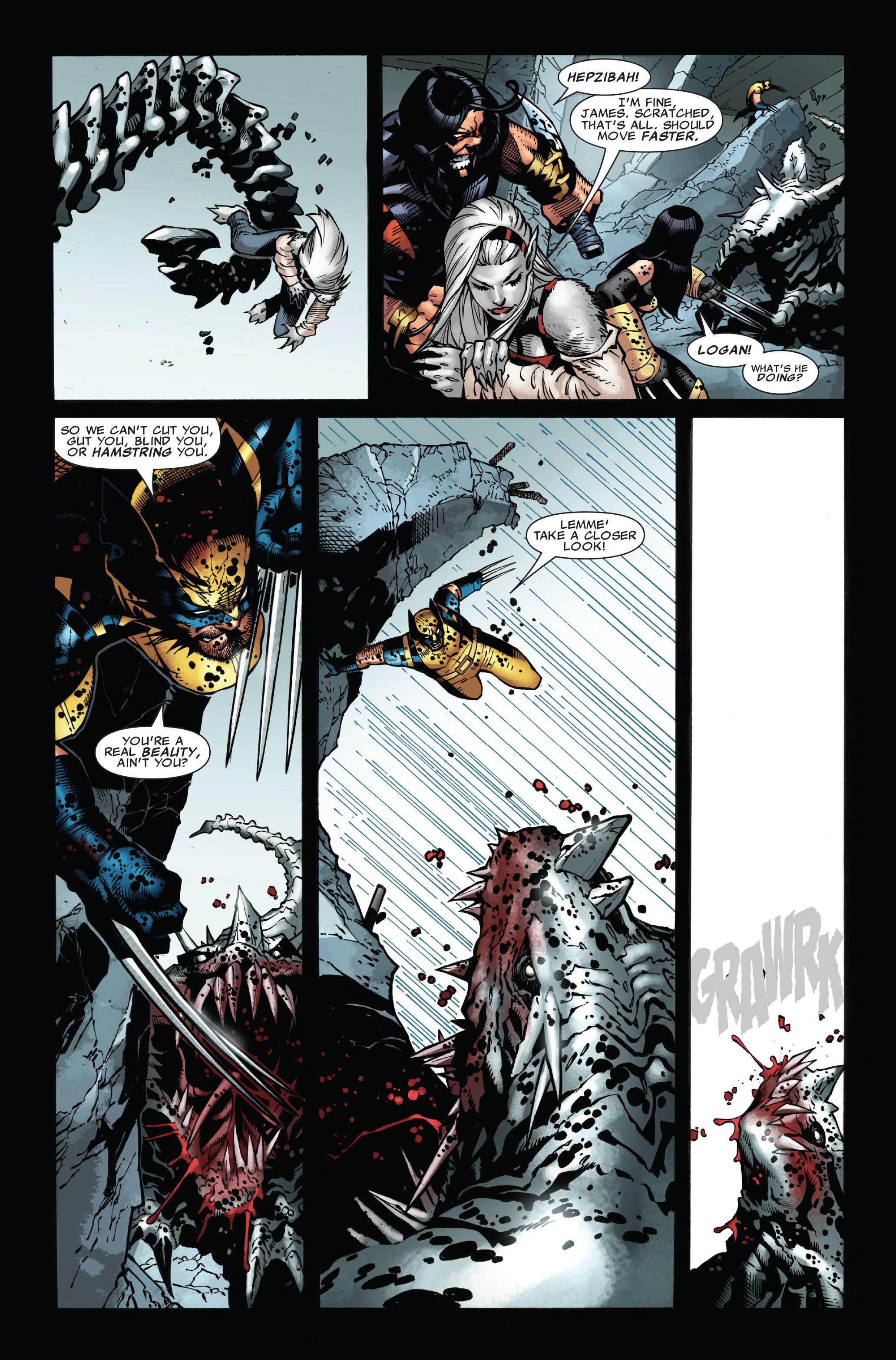X-Men (1991) 207 Page 14