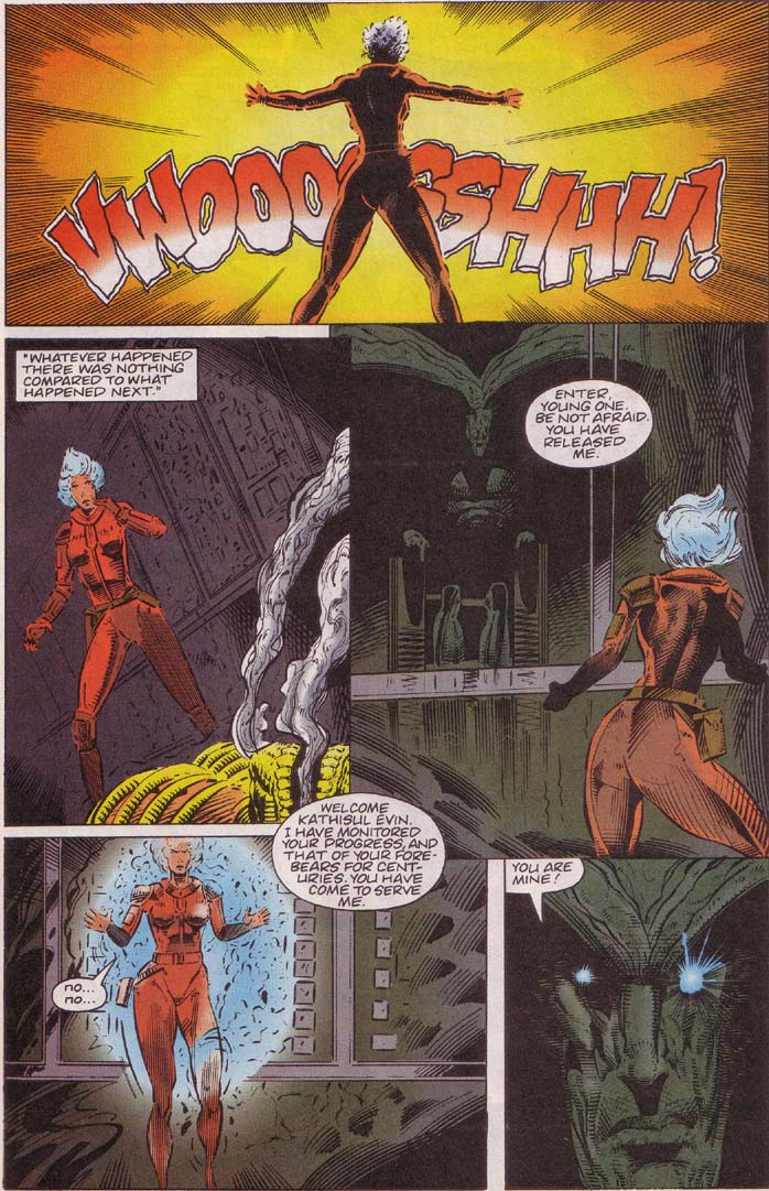 Read online Cyberspace 3000 comic -  Issue #3 - 11