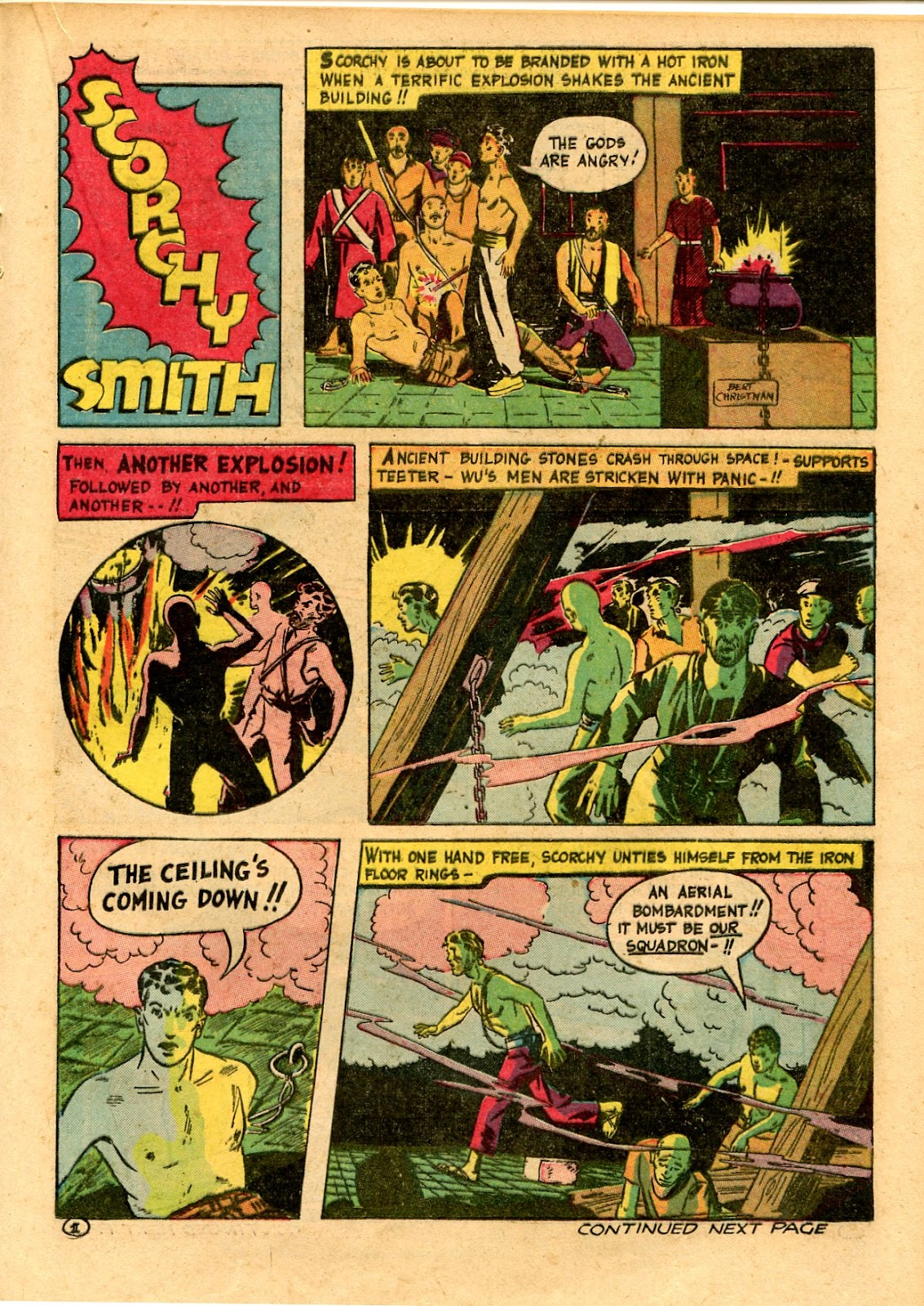 Read online Famous Funnies comic -  Issue #101 - 37