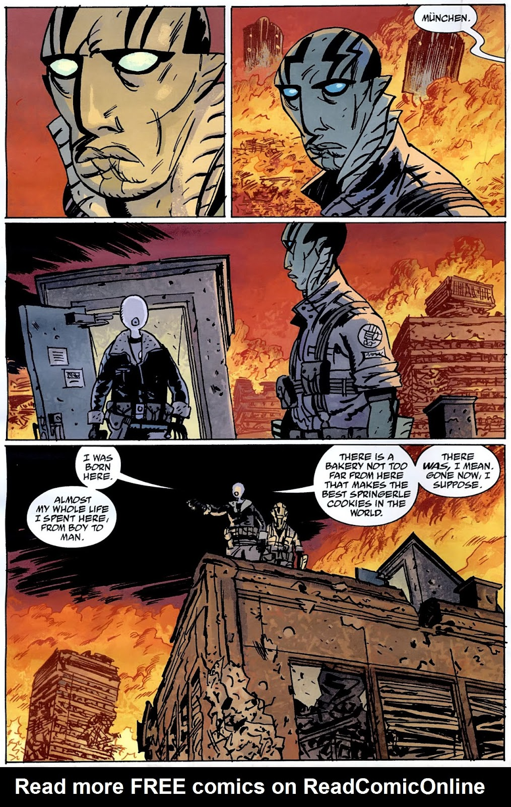 B.P.R.D.: The Warning issue 4 - Page 4