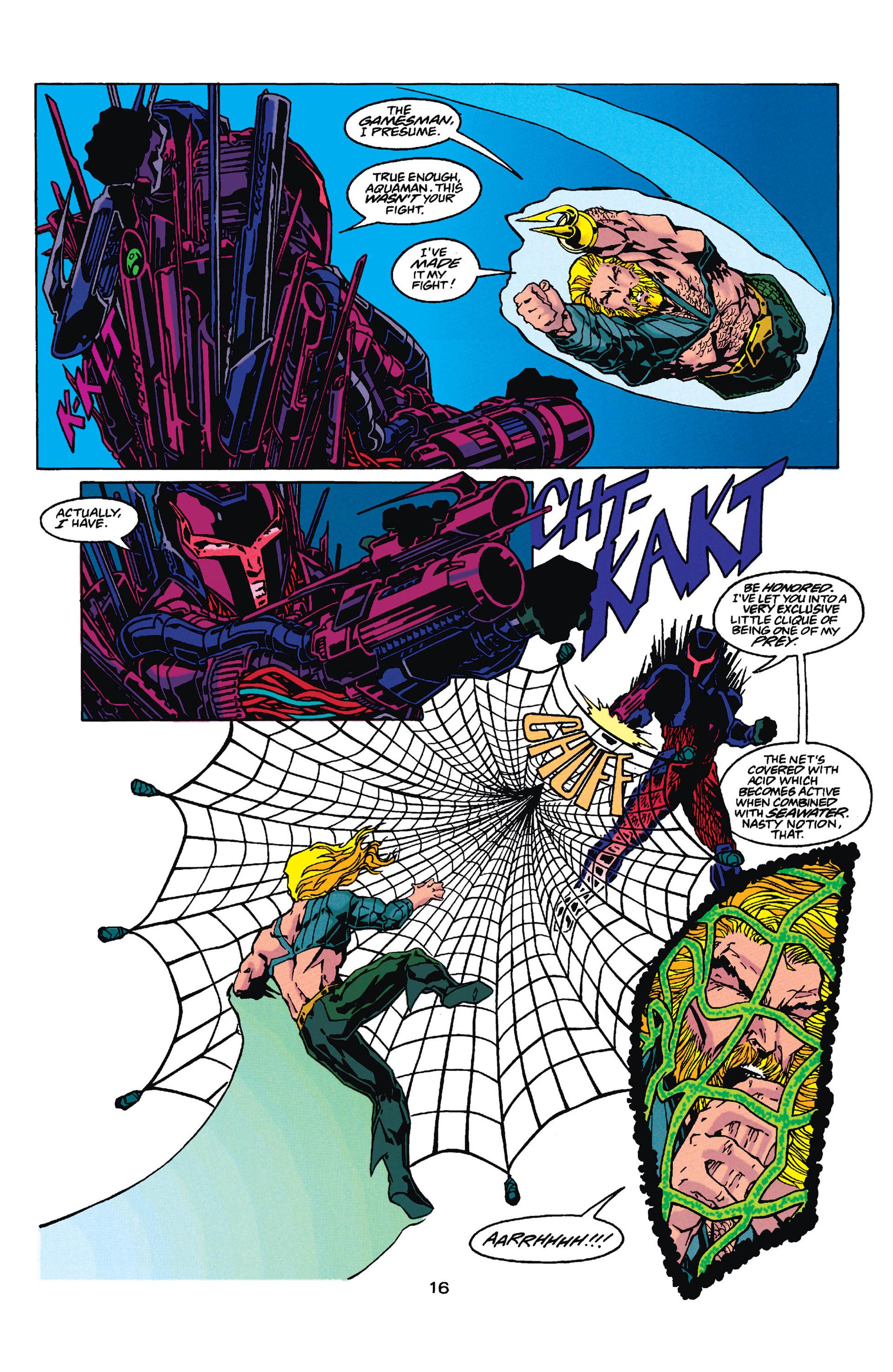Read online Aquaman (1994) comic -  Issue #35 - 16