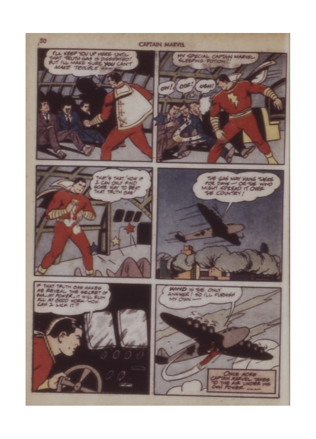 Captain Marvel Adventures issue 12 - Page 50
