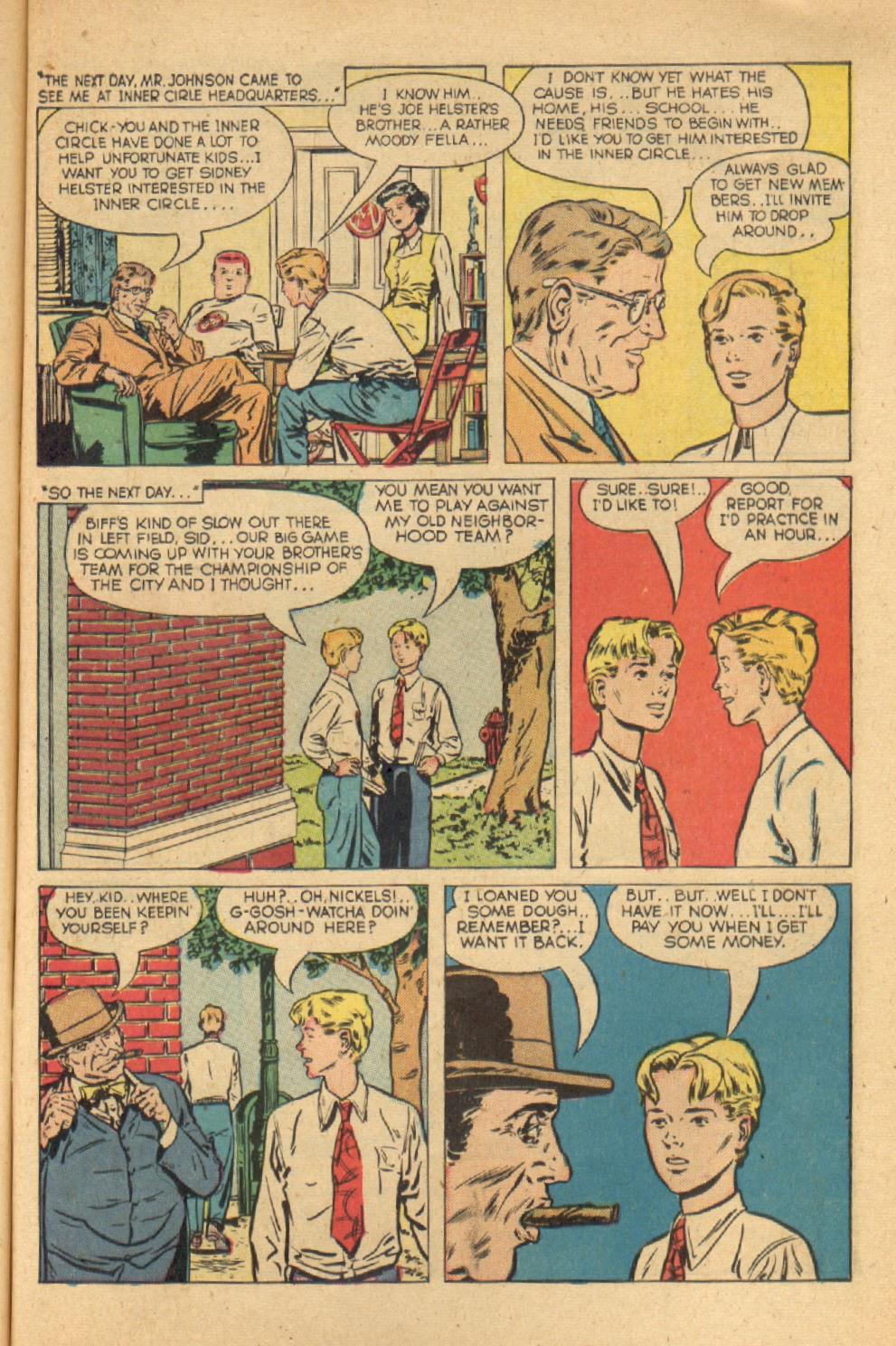 Shadow Comics #101 #94 - English 44