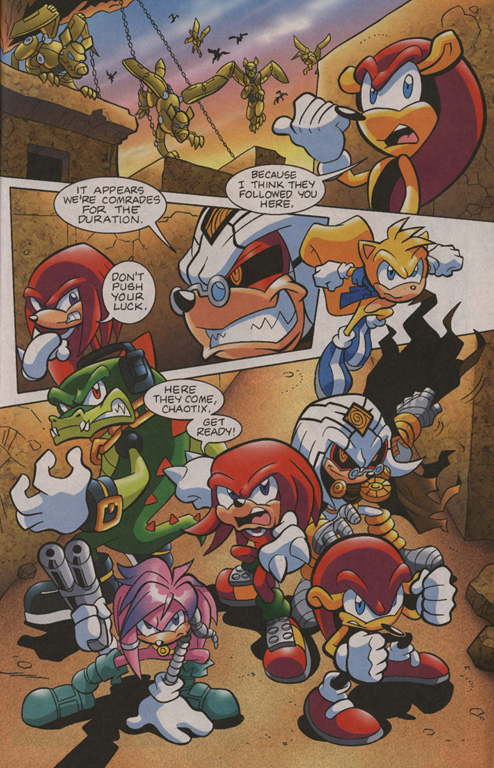 Read online Sonic Universe comic -  Issue #11 - 6