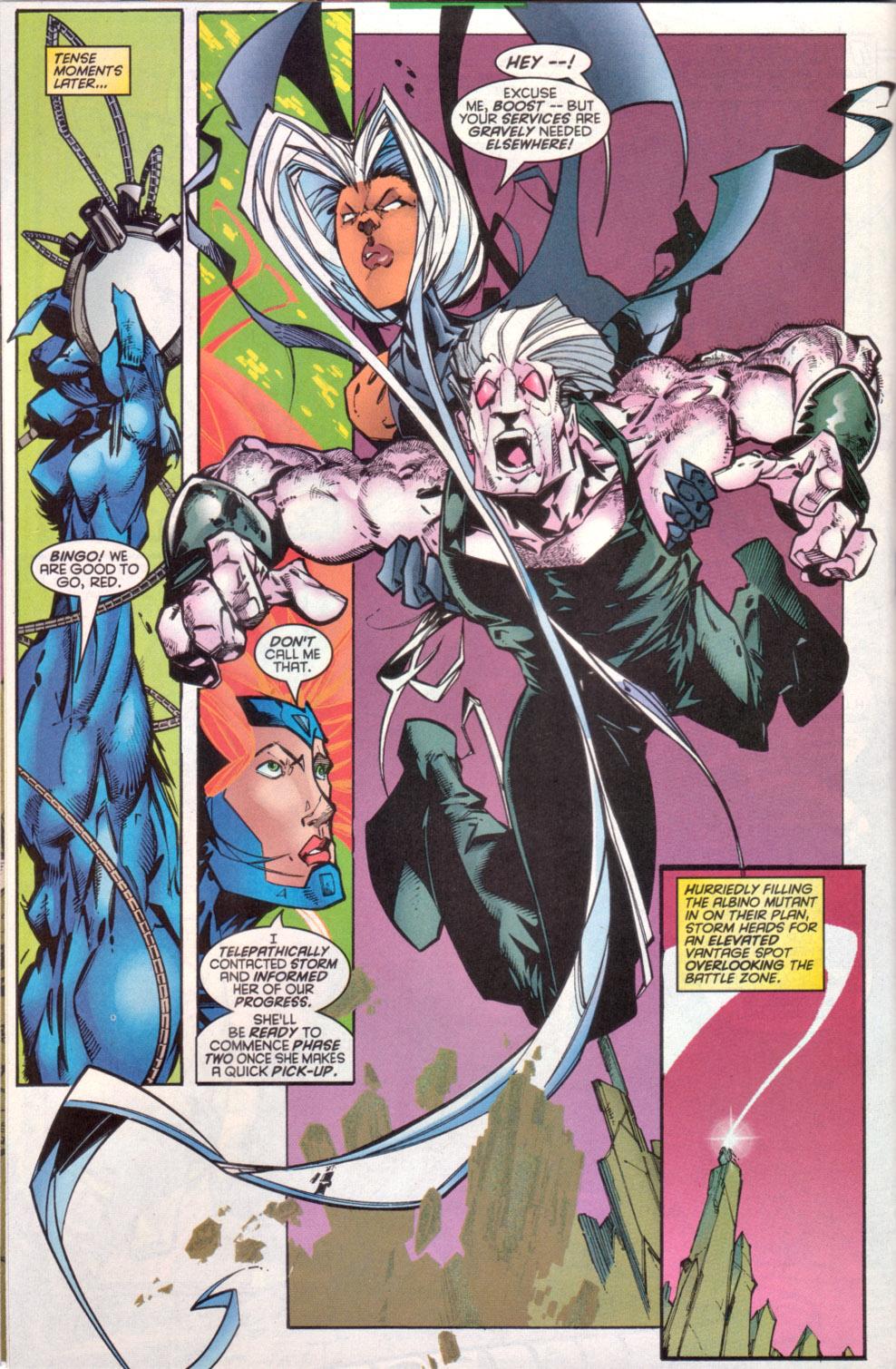 Read online Uncanny X-Men (1963) comic -  Issue # _Annual 1997 - 27