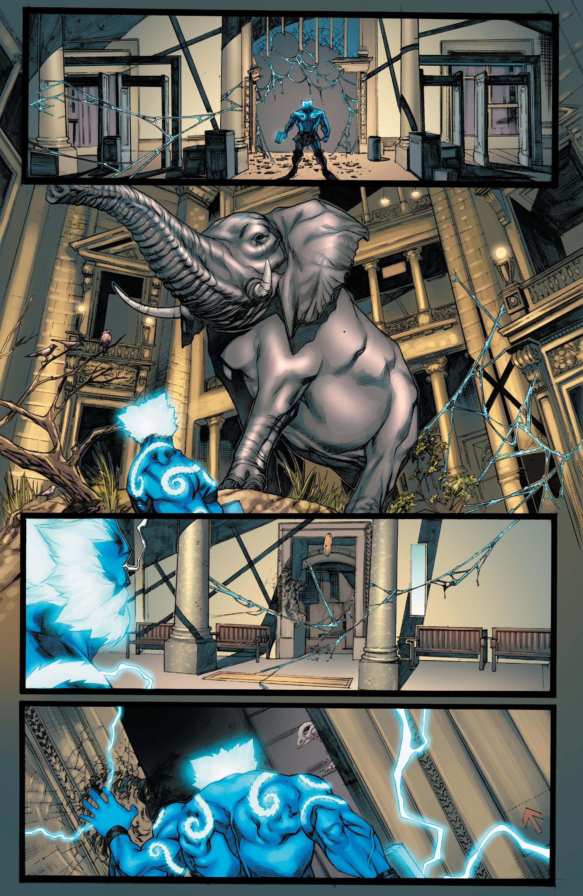 Read online World War Hulks: Spider-Man vs. Thor comic -  Issue #1 - 10