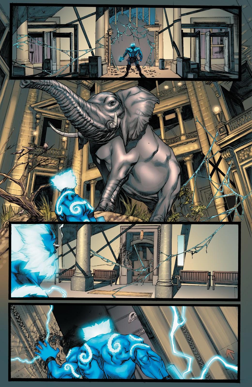 World War Hulks: Spider-Man vs. Thor Issue #1 #1 - English 10
