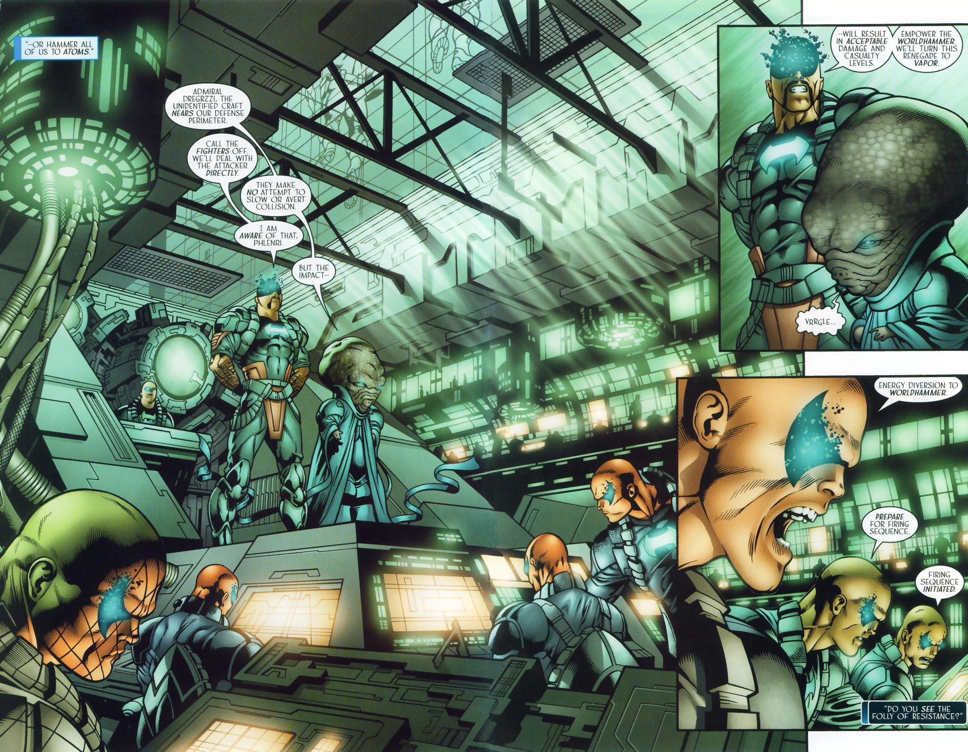 Read online Sigil (2000) comic -  Issue #37 - 12