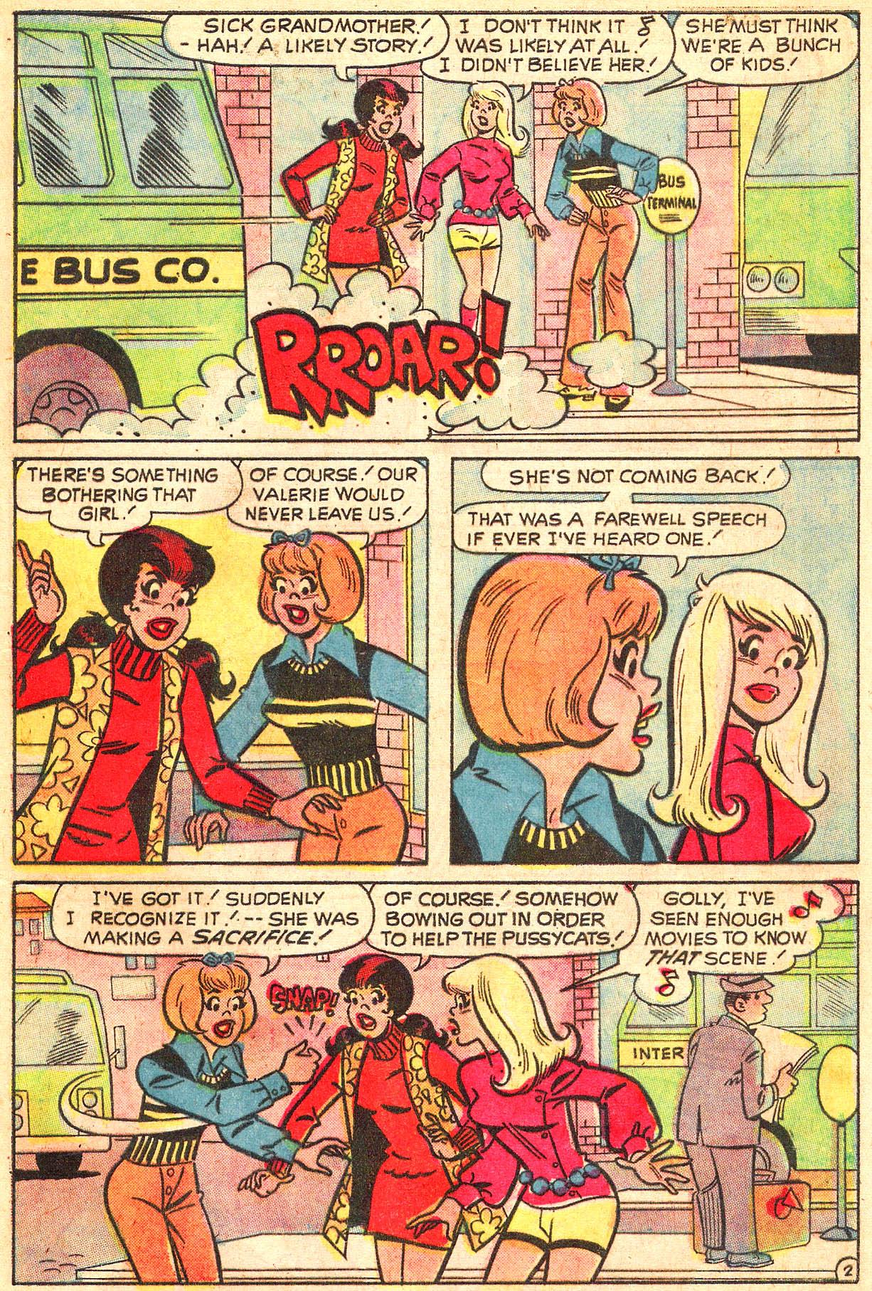 Read online She's Josie comic -  Issue #64 - 21