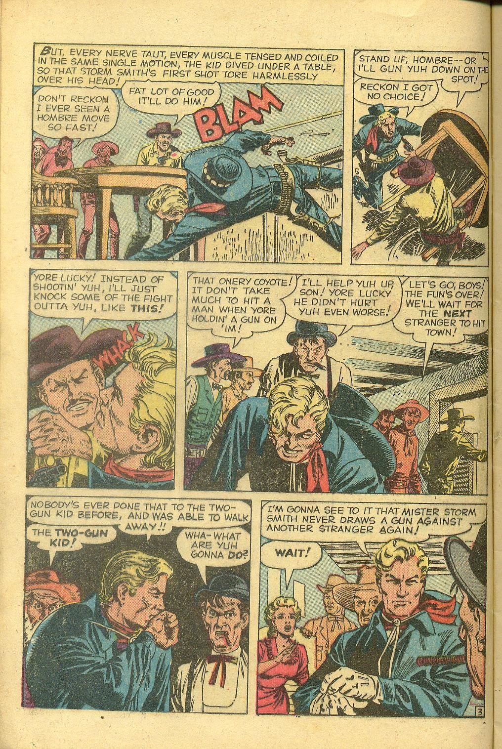 Gunsmoke Western issue 58 - Page 12