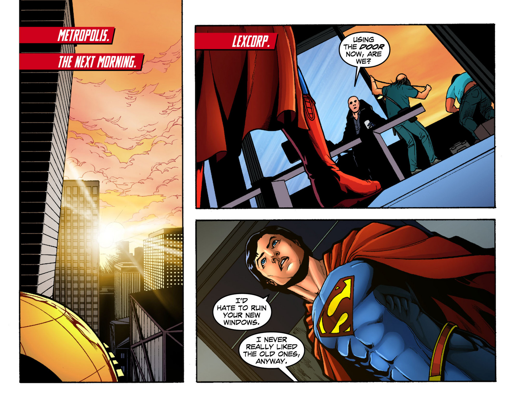 Read online Smallville: Season 11 comic -  Issue #12 - 3