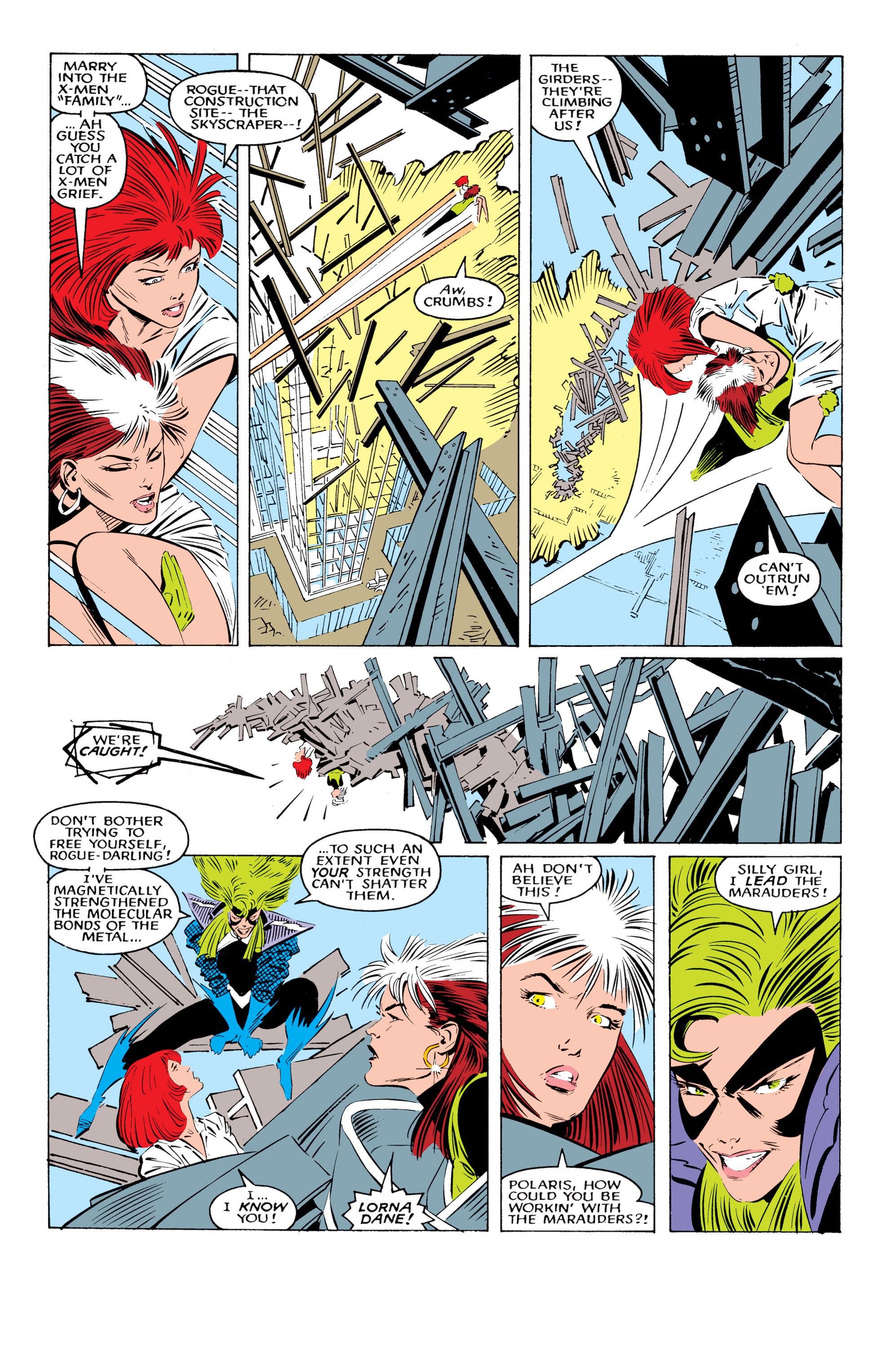 Read online Uncanny X-Men (1963) comic -  Issue #221 - 18