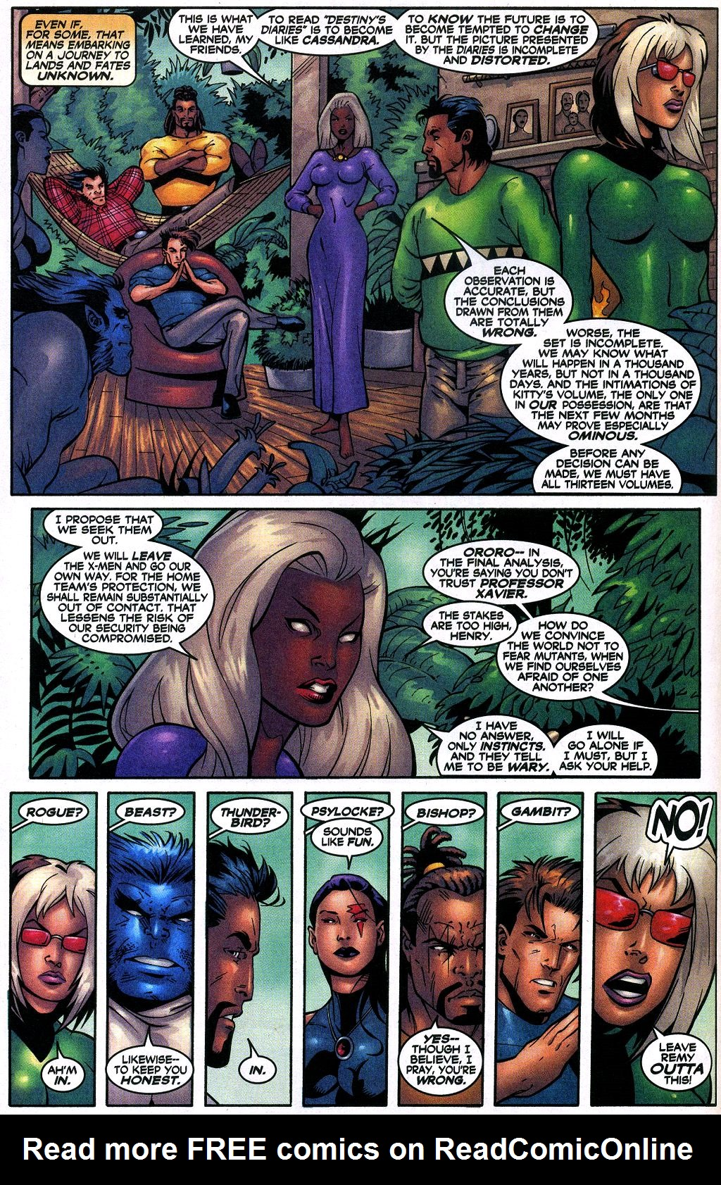 X-Men (1991) 109 Page 19