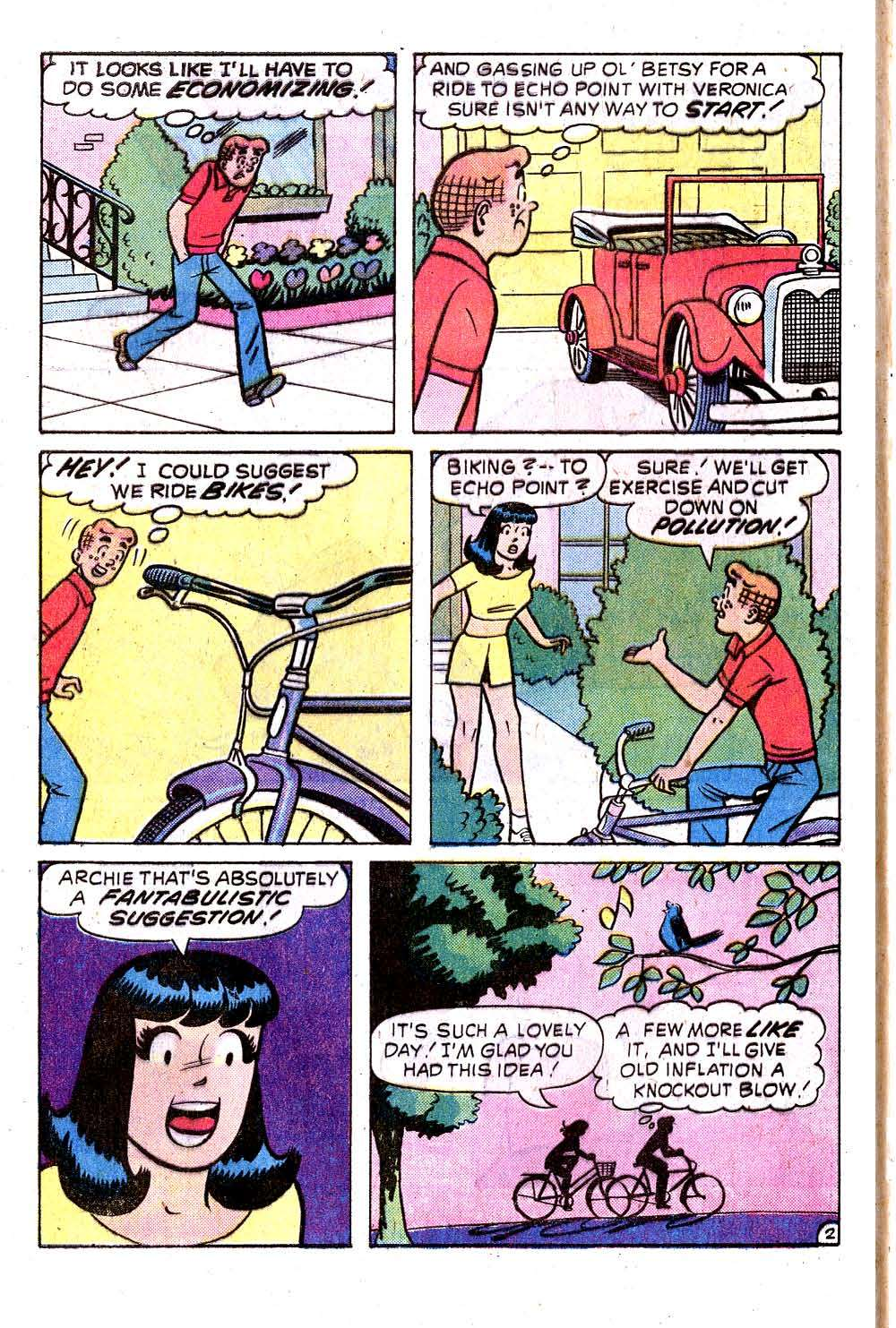 Read online Archie (1960) comic -  Issue #245 - 4