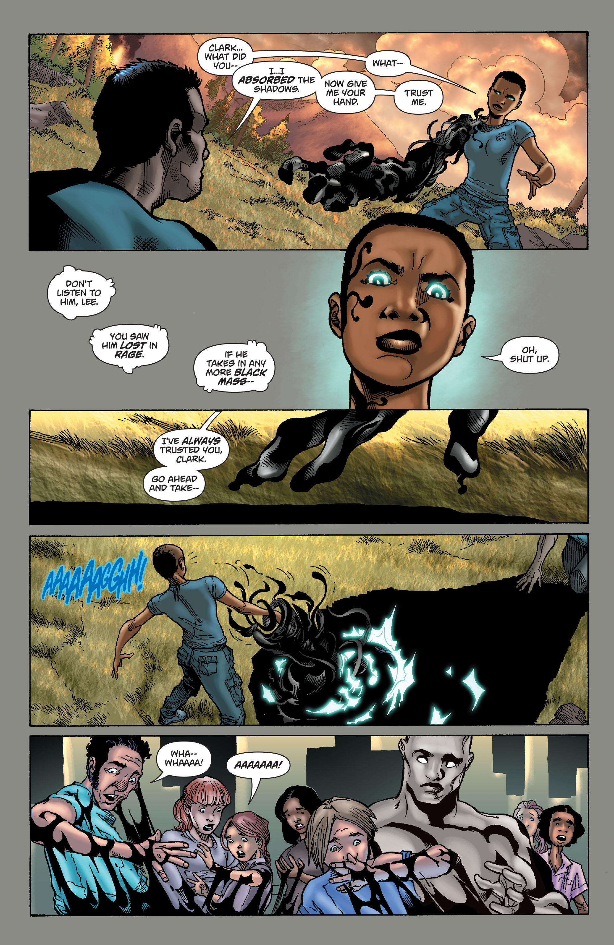 Read online Action Comics (2011) comic -  Issue #47 - 18