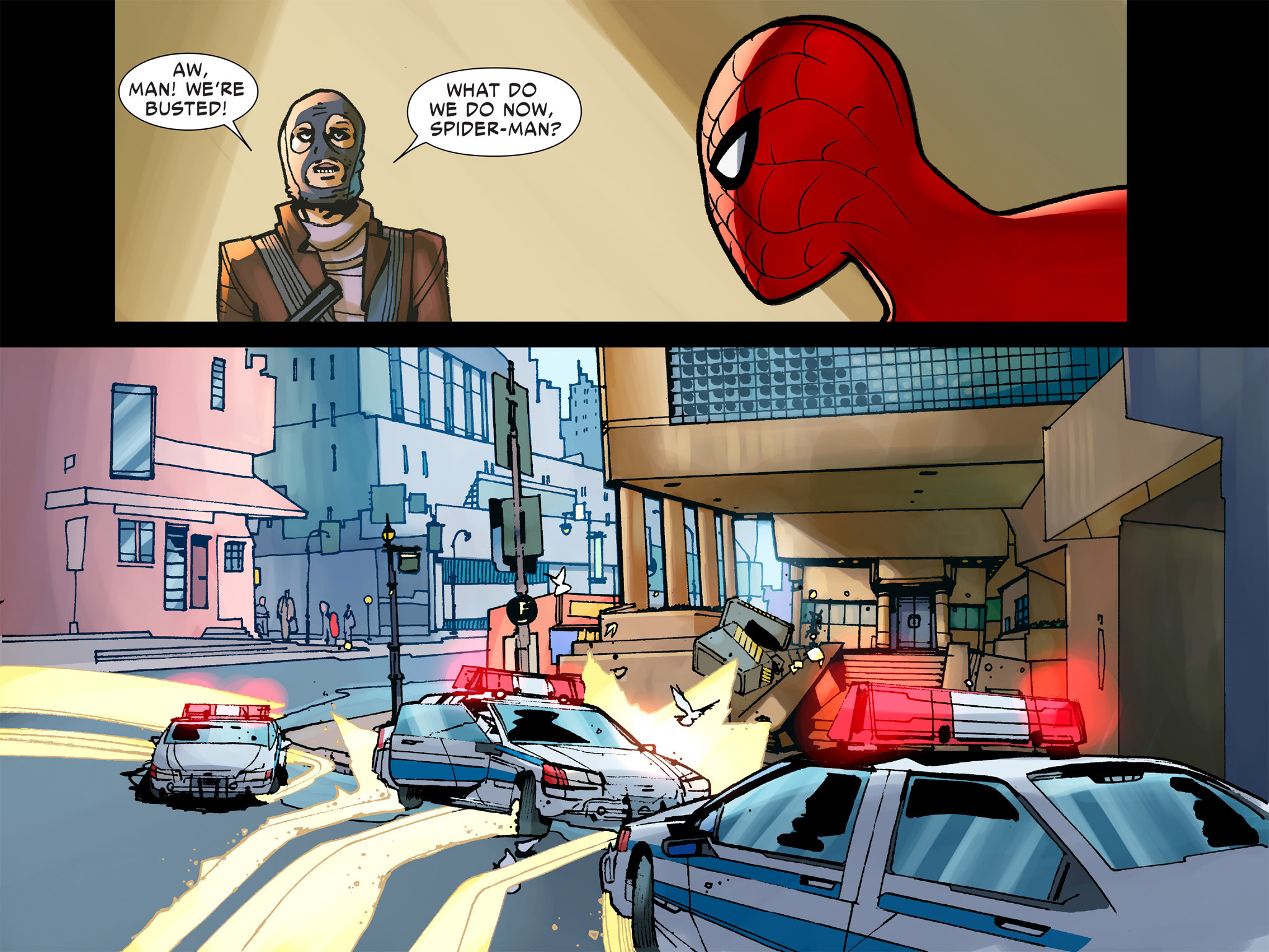 Read online Amazing Spider-Man: Who Am I? comic -  Issue # Full (Part 1) - 21