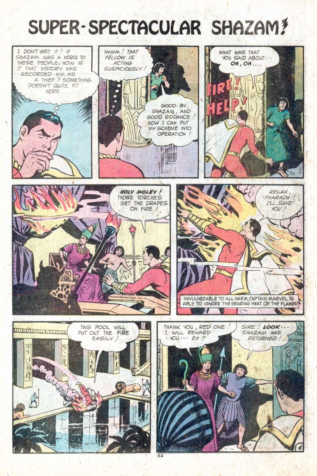 Read online Shazam! (1973) comic -  Issue #13 - 85