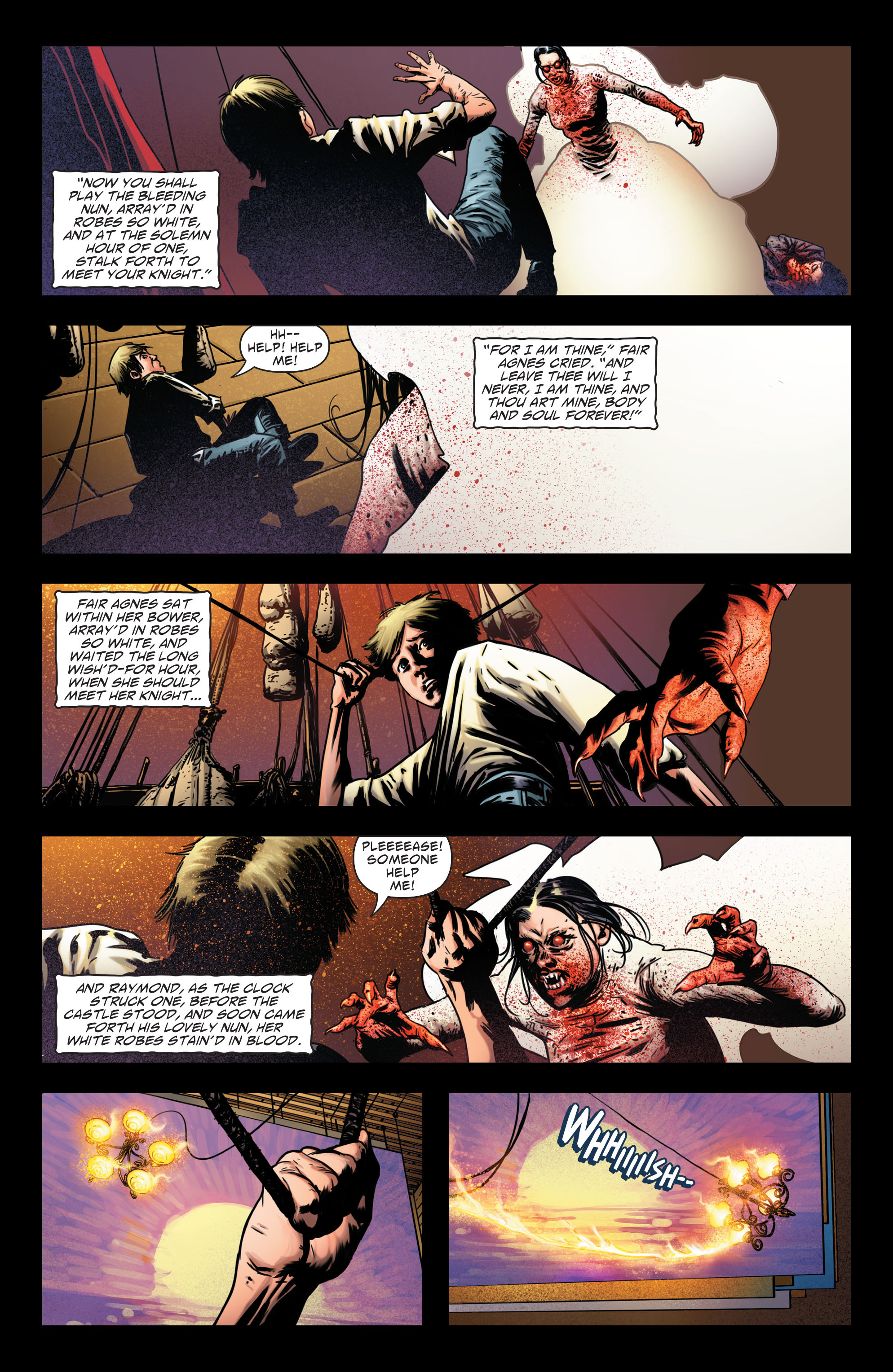 Read online American Vampire: Anthology comic -  Issue #2 - 27