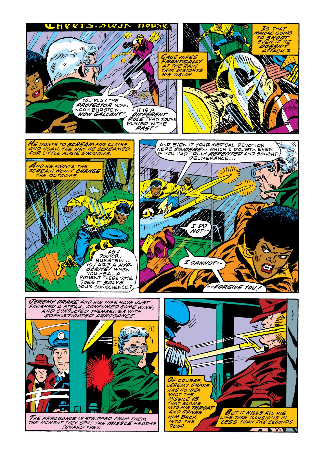 Read online Marvel Masterworks: Luke Cage, Power Man comic -  Issue # TPB 3 (Part 1) - 32
