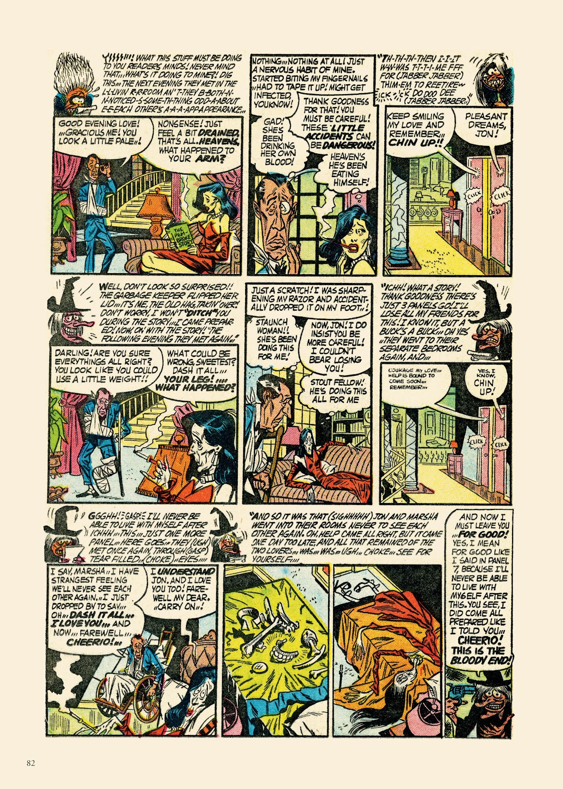 Read online Sincerest Form of Parody: The Best 1950s MAD-Inspired Satirical Comics comic -  Issue # TPB (Part 1) - 83