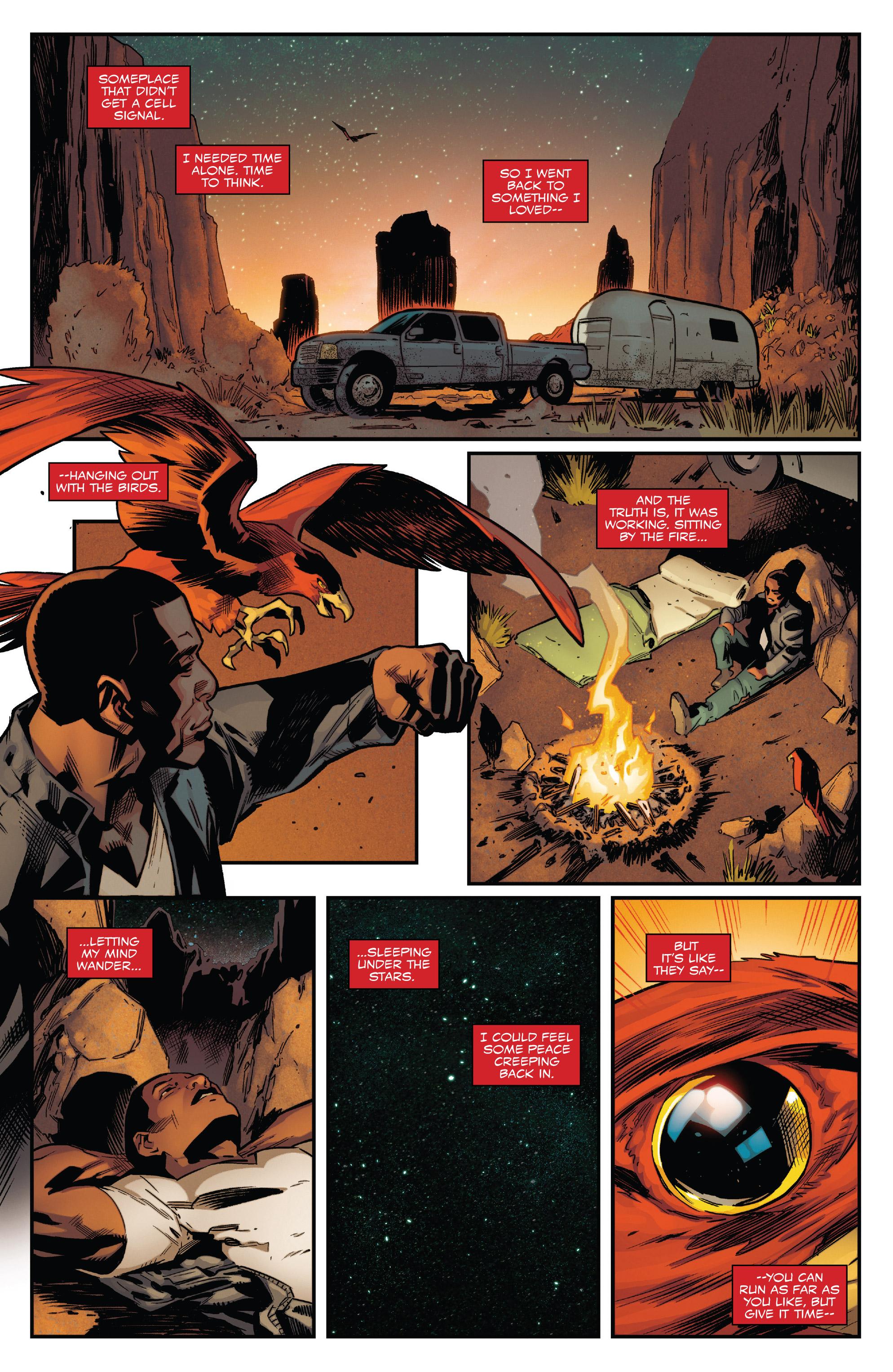 Read online Captain America: Sam Wilson comic -  Issue #22 - 5
