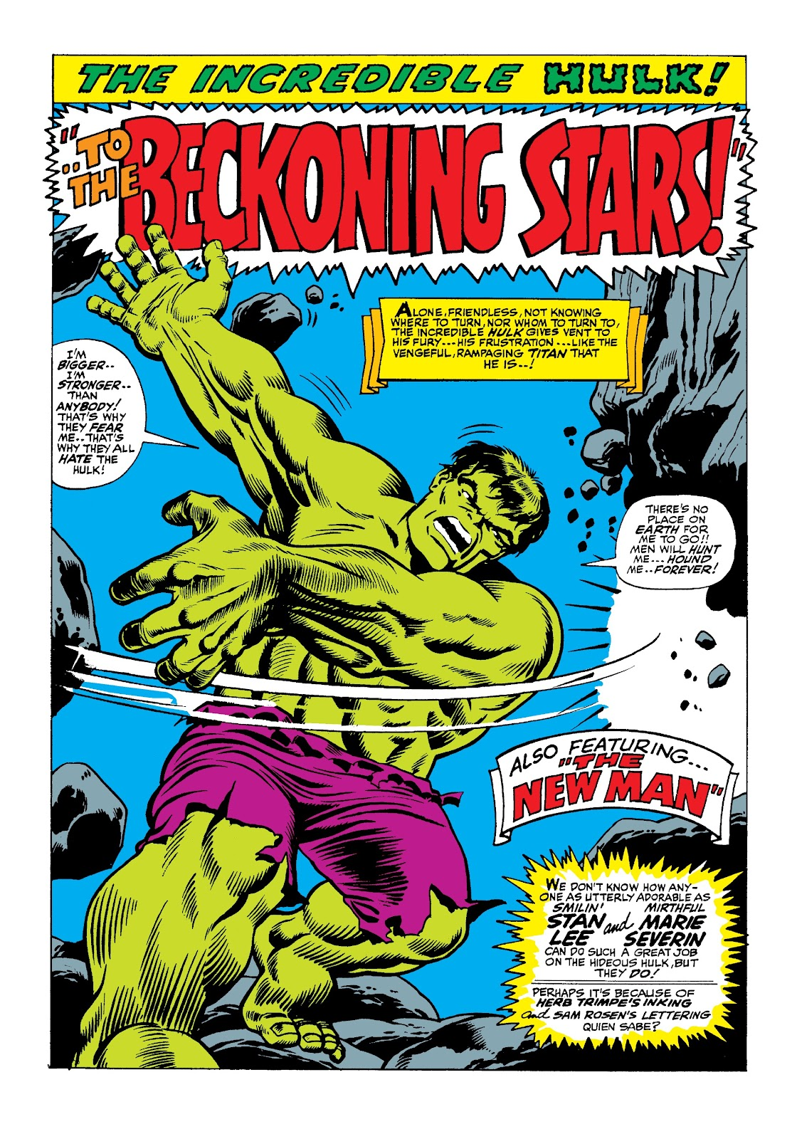 Read online Marvel Masterworks: The Incredible Hulk comic -  Issue # TPB 3 (Part 2) - 62