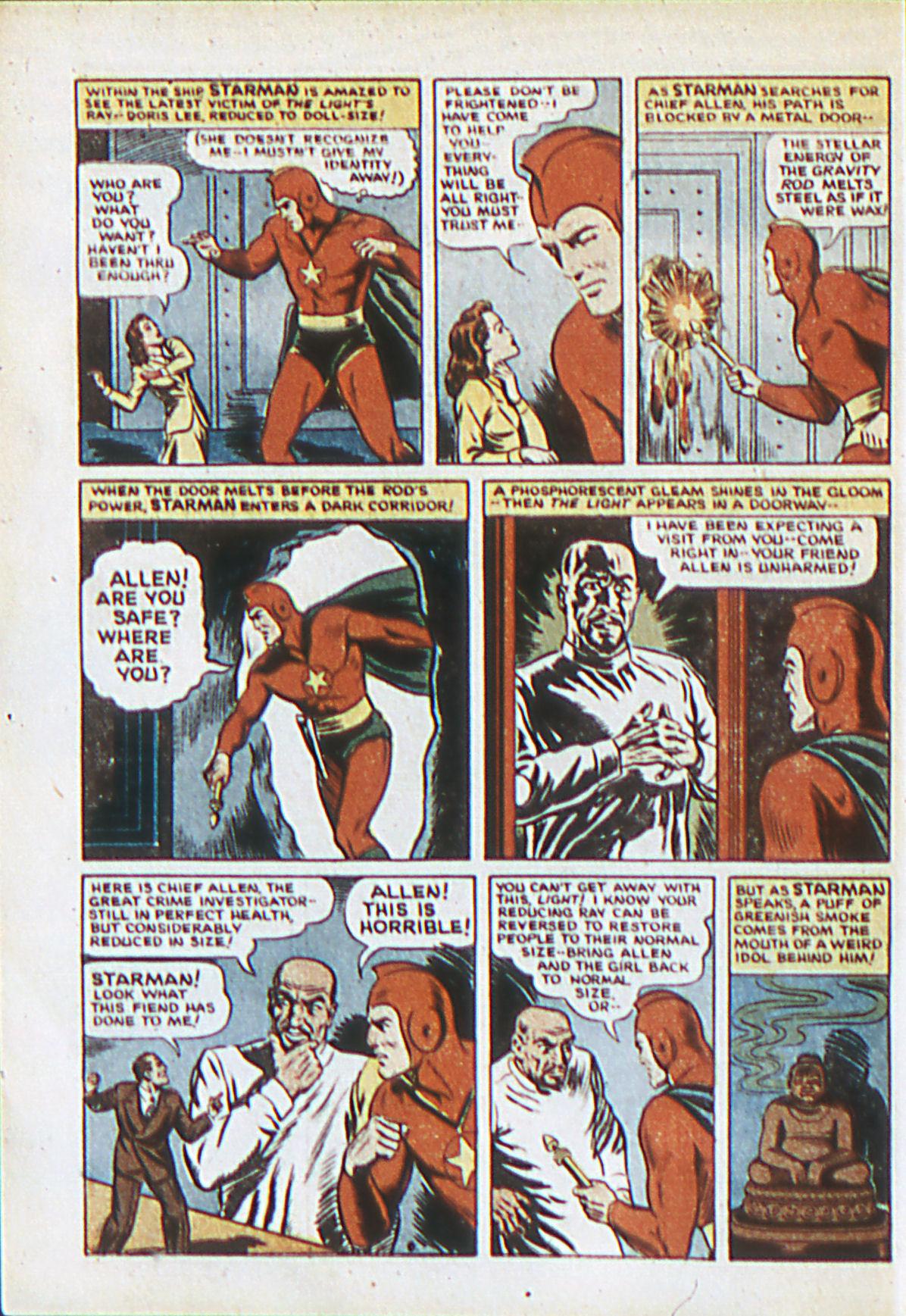 Read online Adventure Comics (1938) comic -  Issue #62 - 9