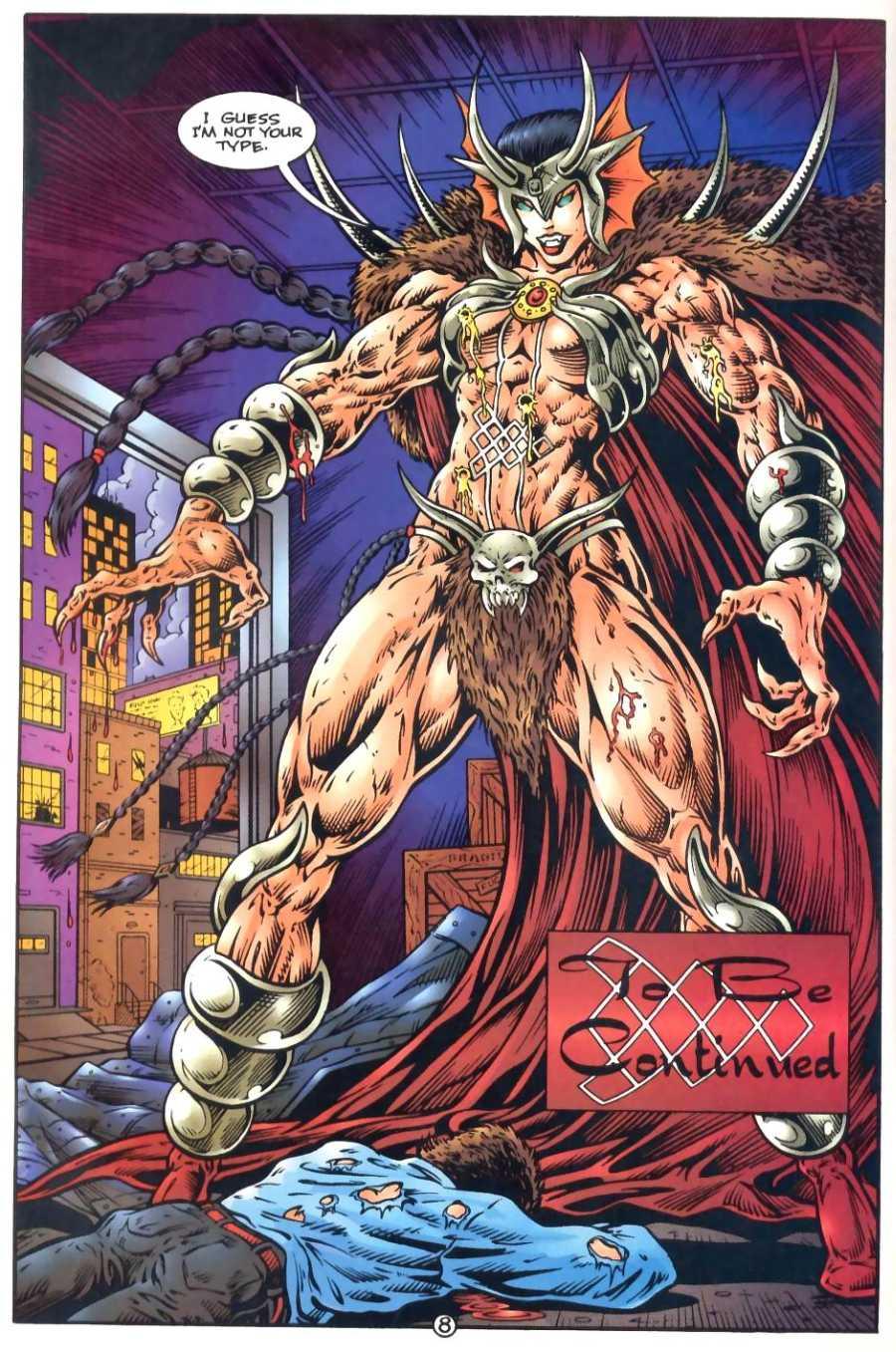 Read online Ultraverse Premiere comic -  Issue #1 - 28