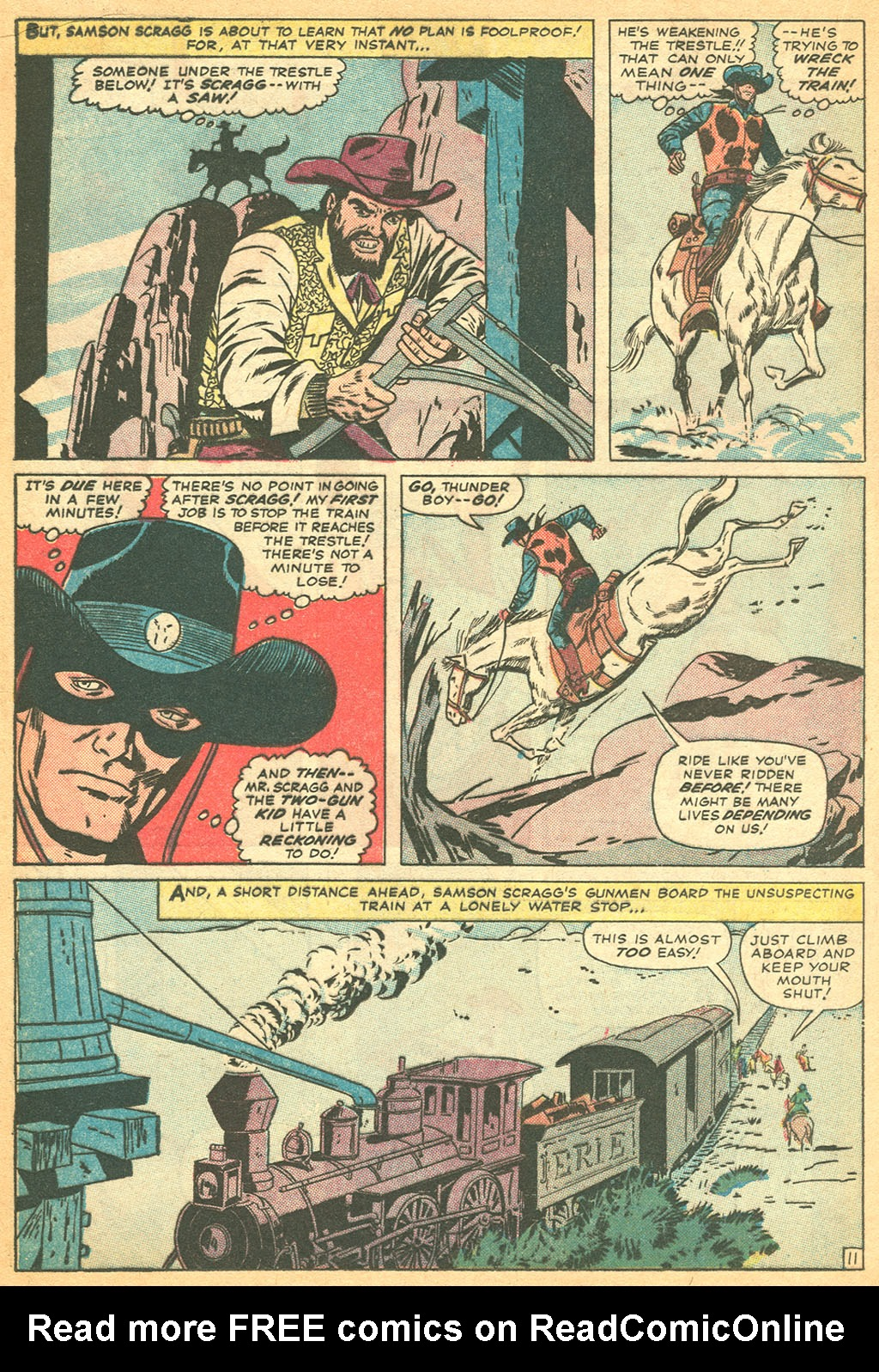 Read online Two-Gun Kid comic -  Issue #76 - 16