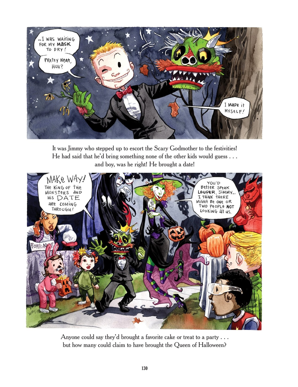 Read online Scary Godmother comic -  Issue # TPB - 130