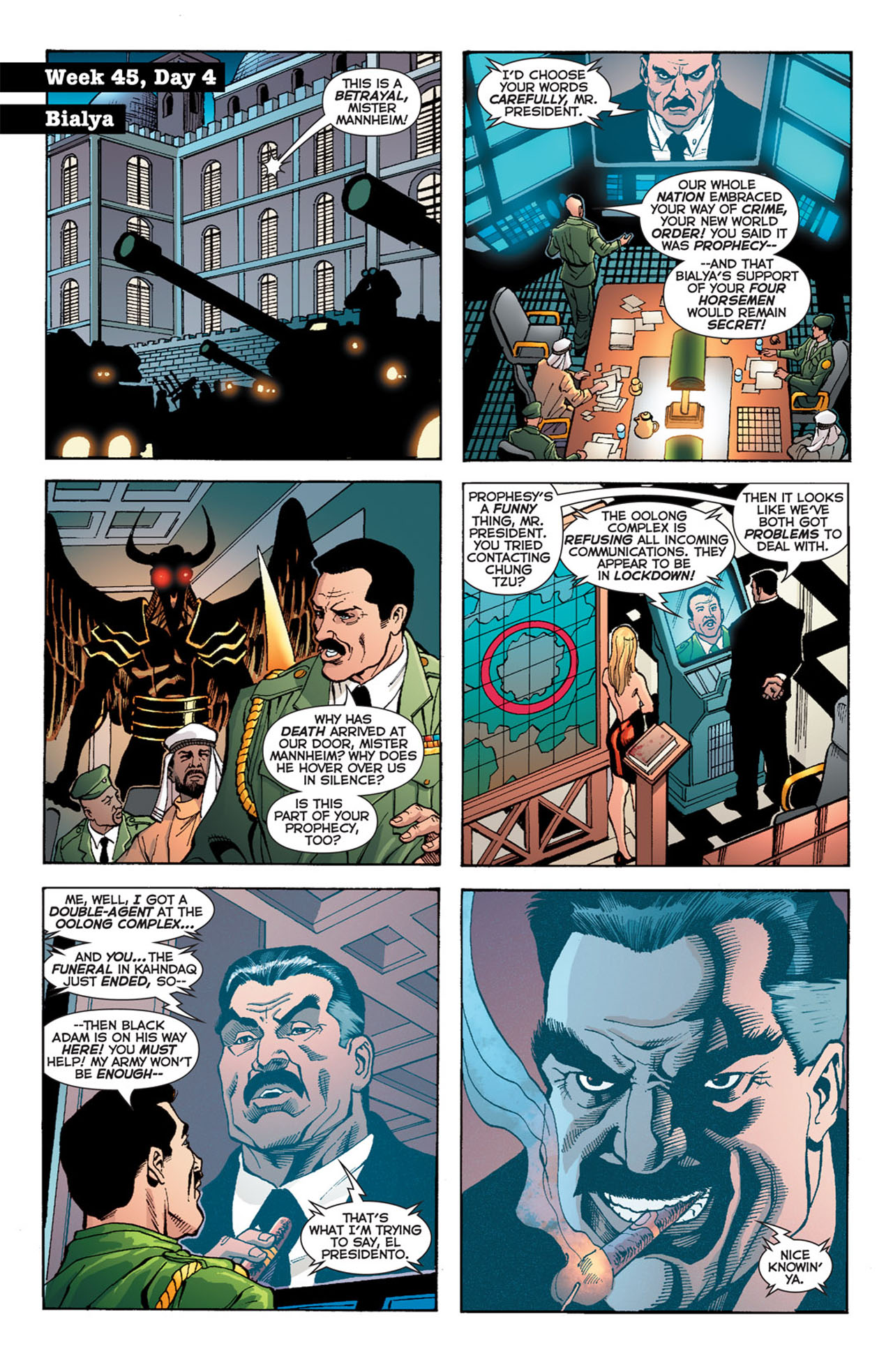 Read online 52 comic -  Issue #45 - 8