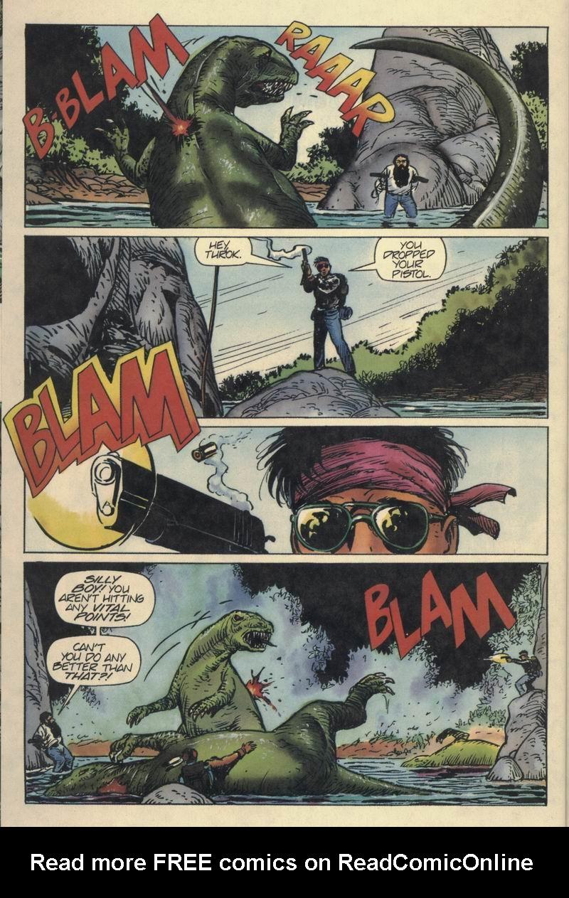 Read online Turok, Dinosaur Hunter (1993) comic -  Issue #8 - 12