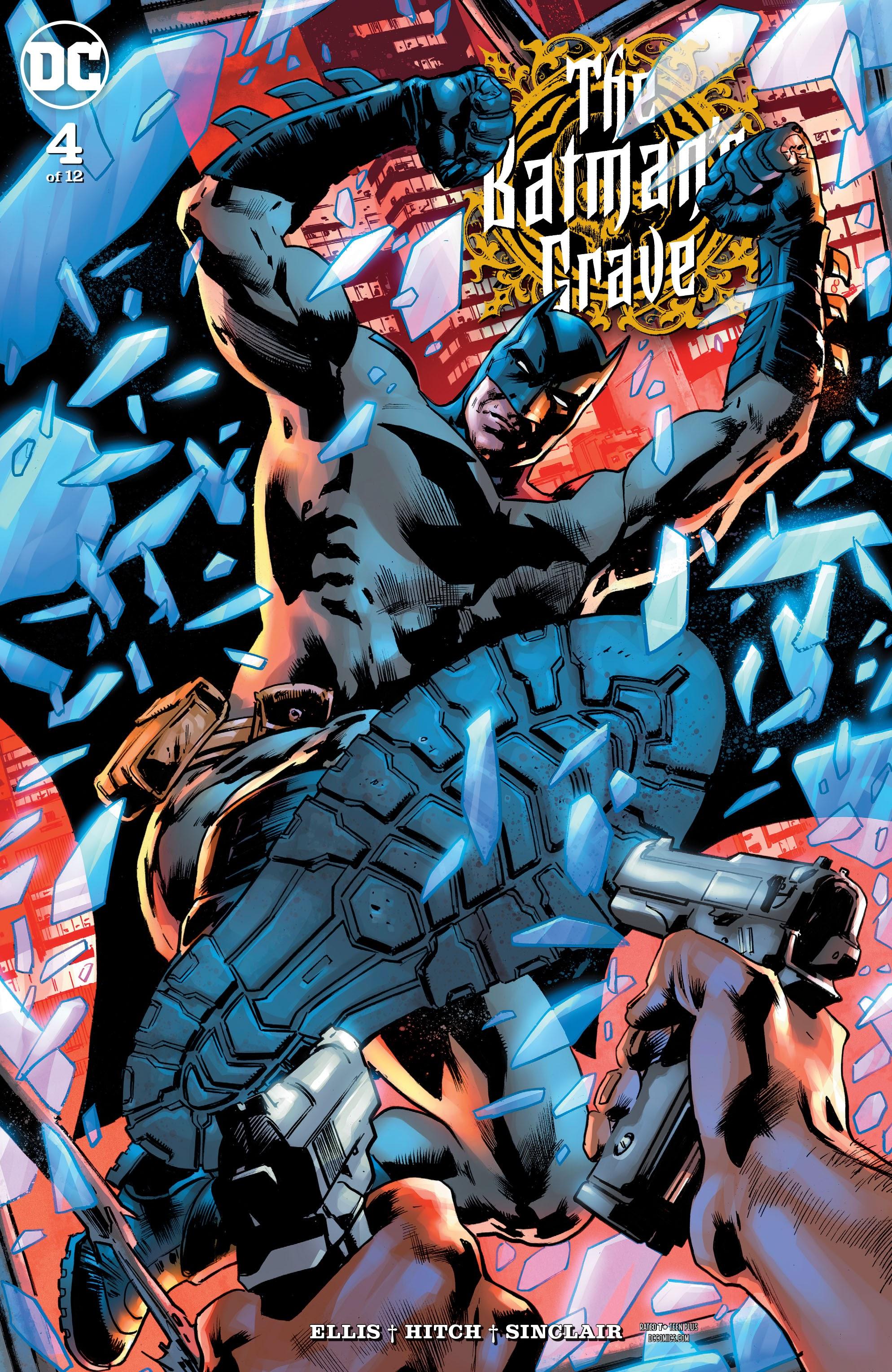 The Batmans Grave 4 Page 1
