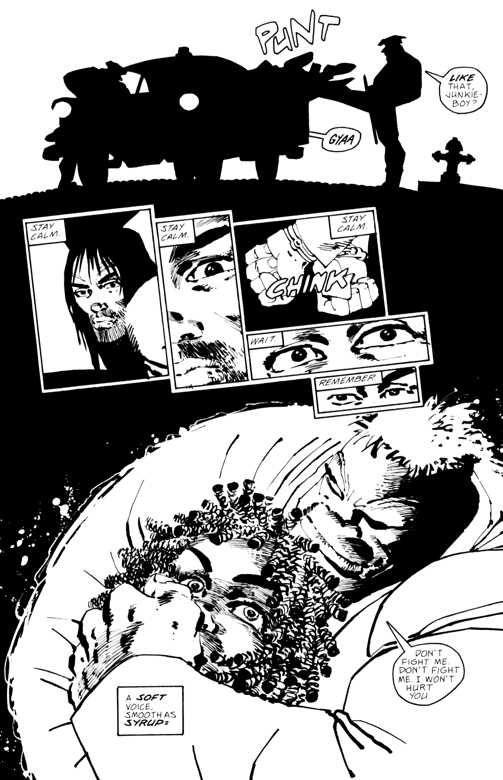 Read online Sin City: Hell and Back comic -  Issue #2 - 6