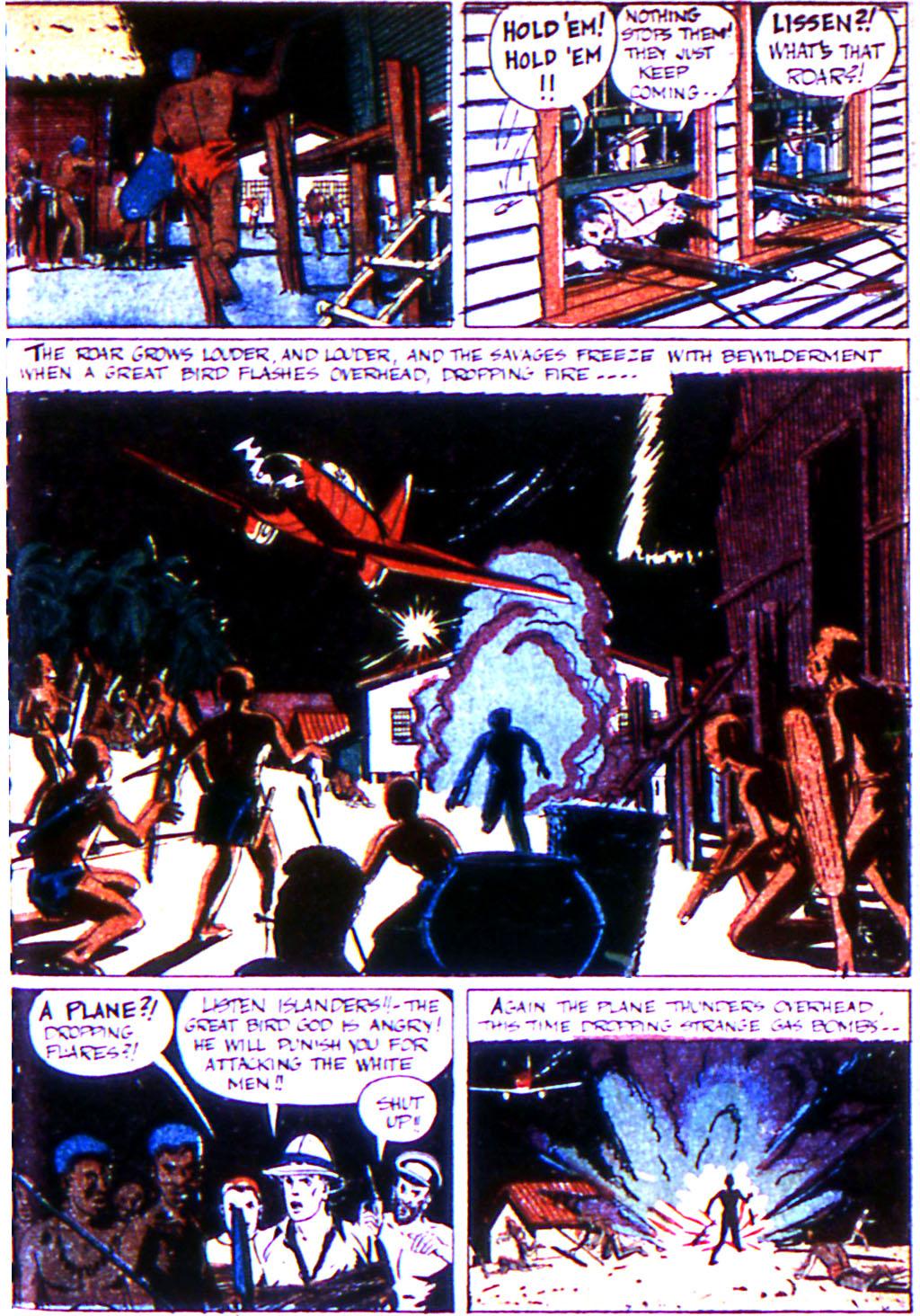 Read online Adventure Comics (1938) comic -  Issue #43 - 7
