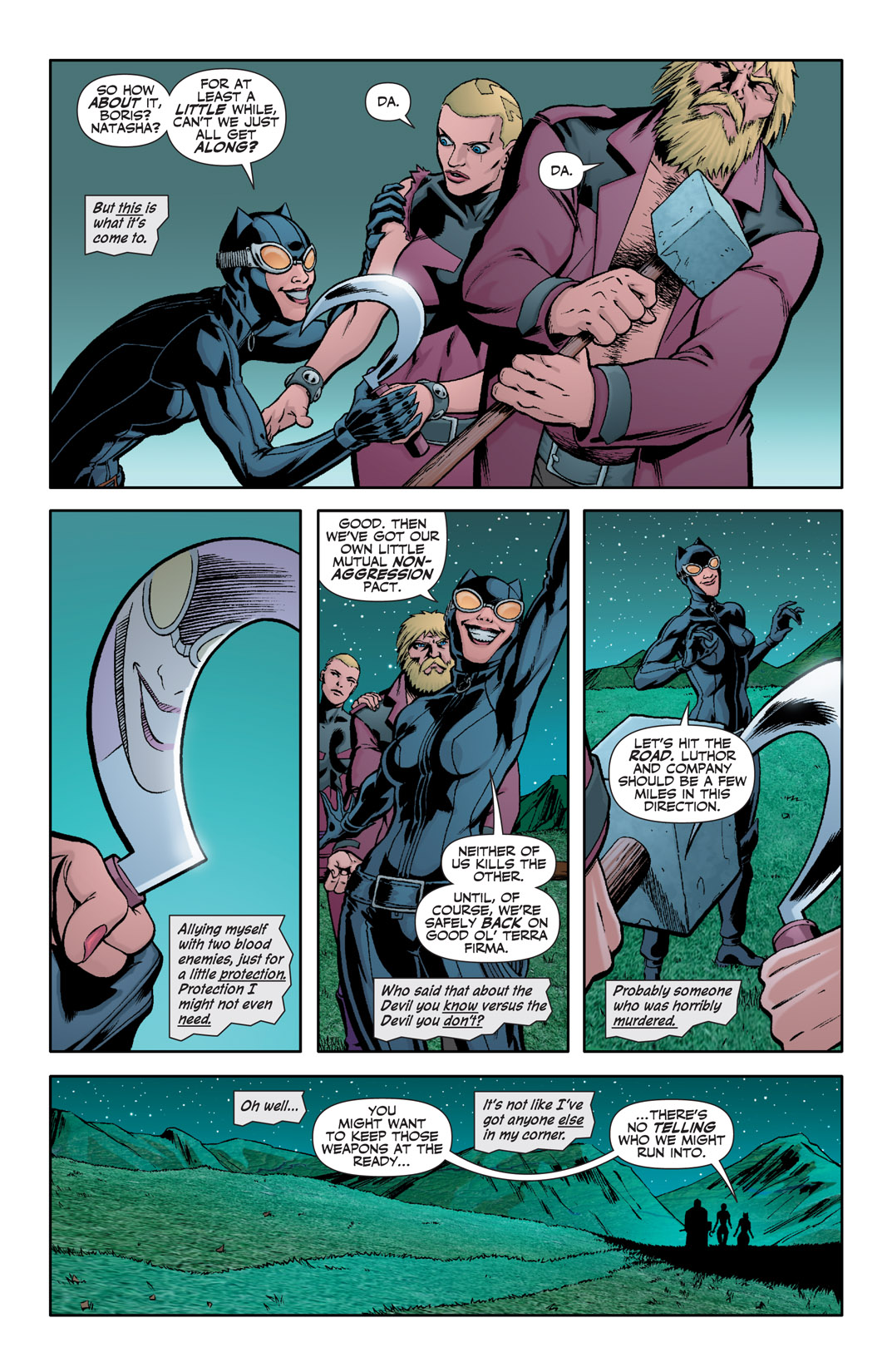 Catwoman (2002) #78 #78 - English 5