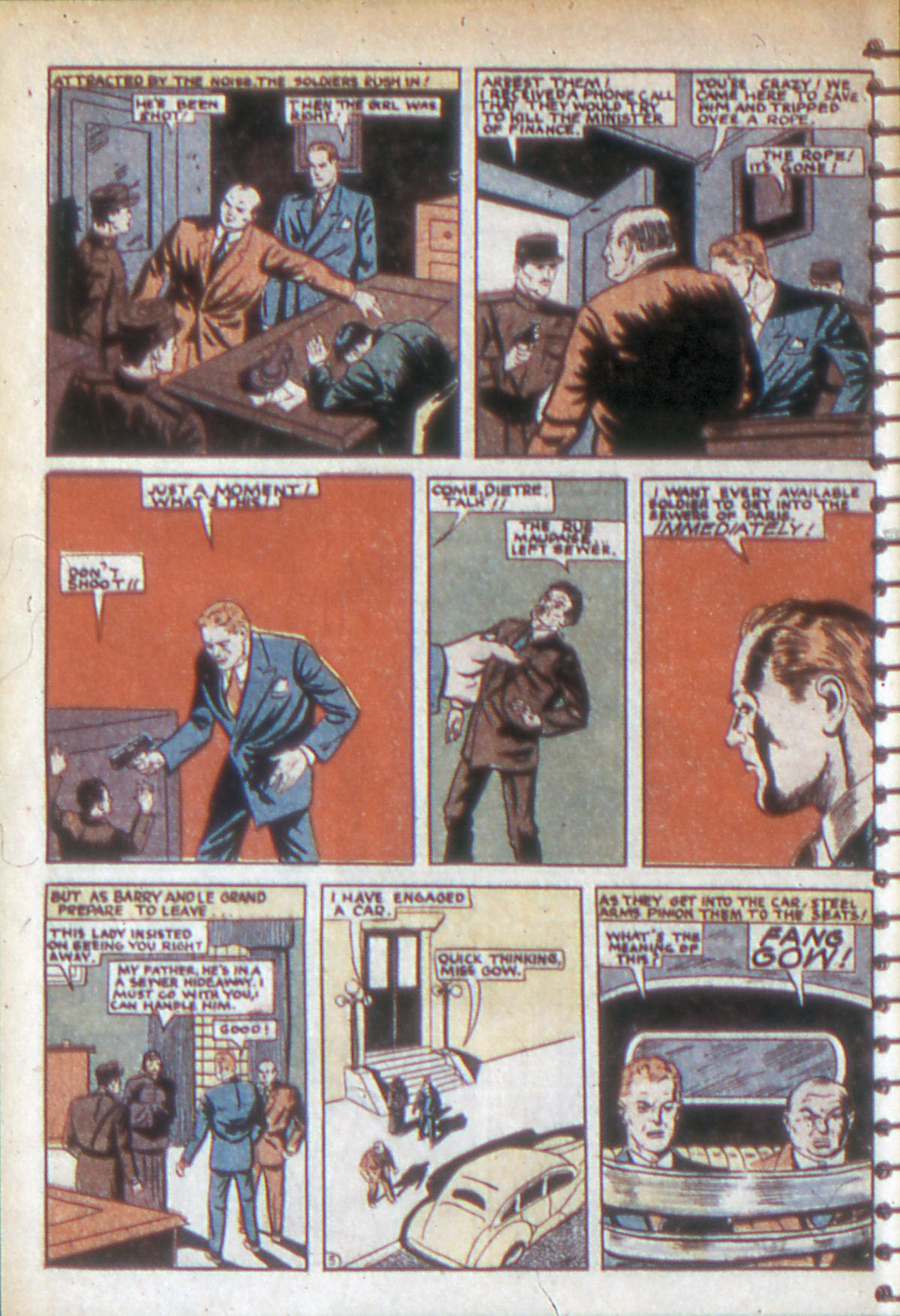 Read online Adventure Comics (1938) comic -  Issue #53 - 17