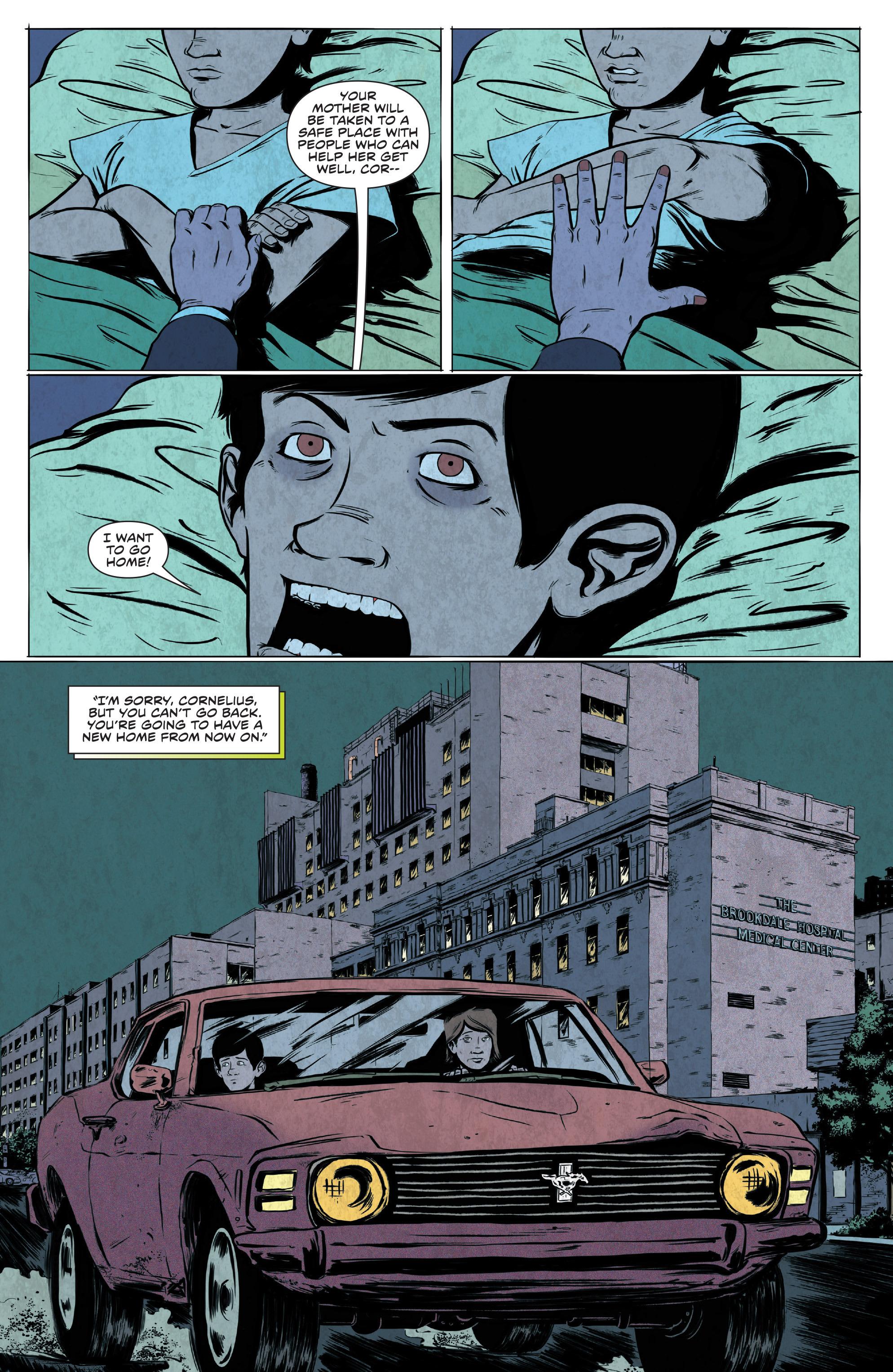 Read online Translucid comic -  Issue #5 - 9