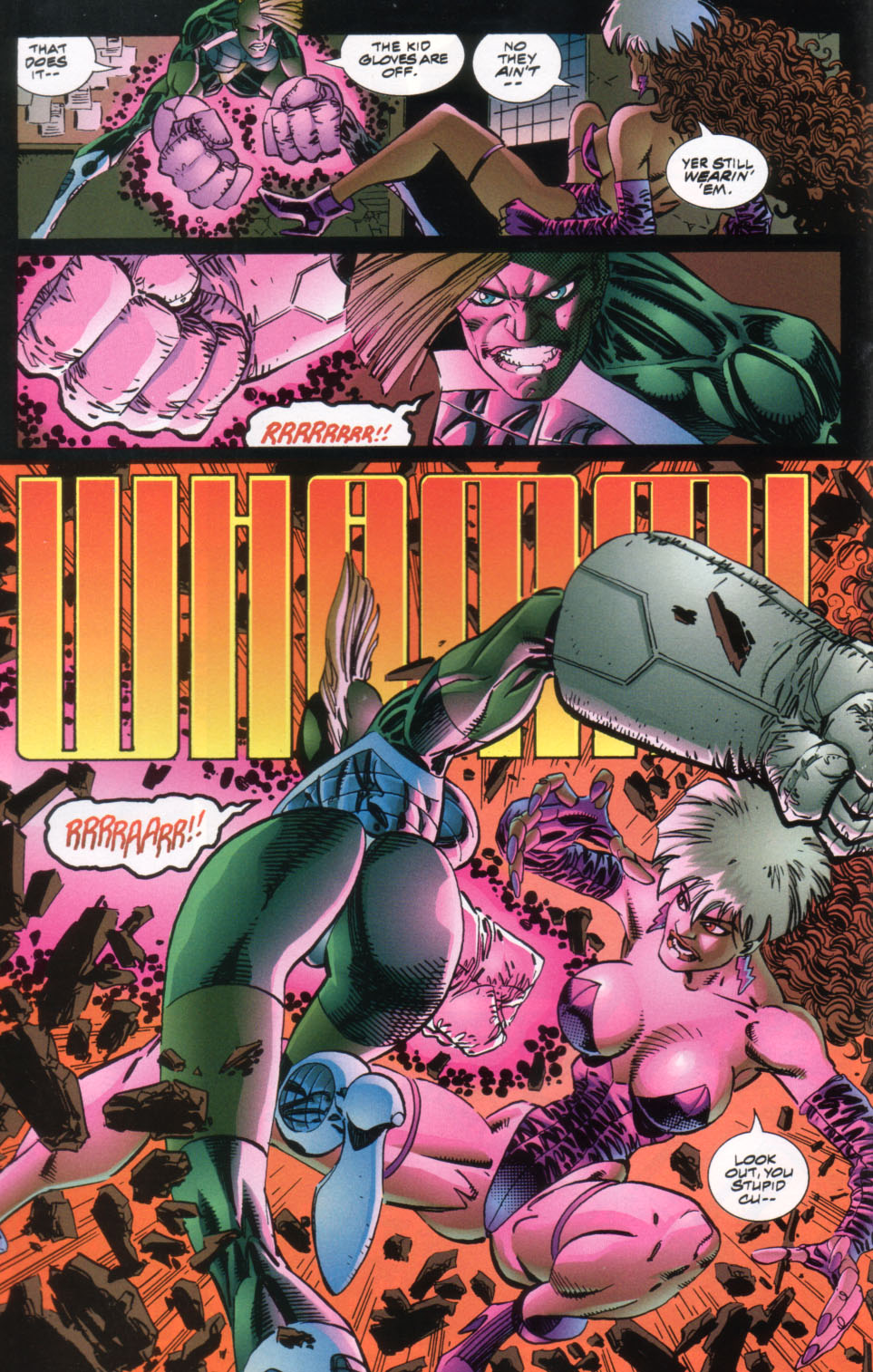The Savage Dragon (1993) Issue #23 #26 - English 19