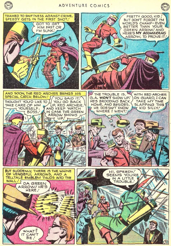 Read online Adventure Comics (1938) comic -  Issue #146 - 31