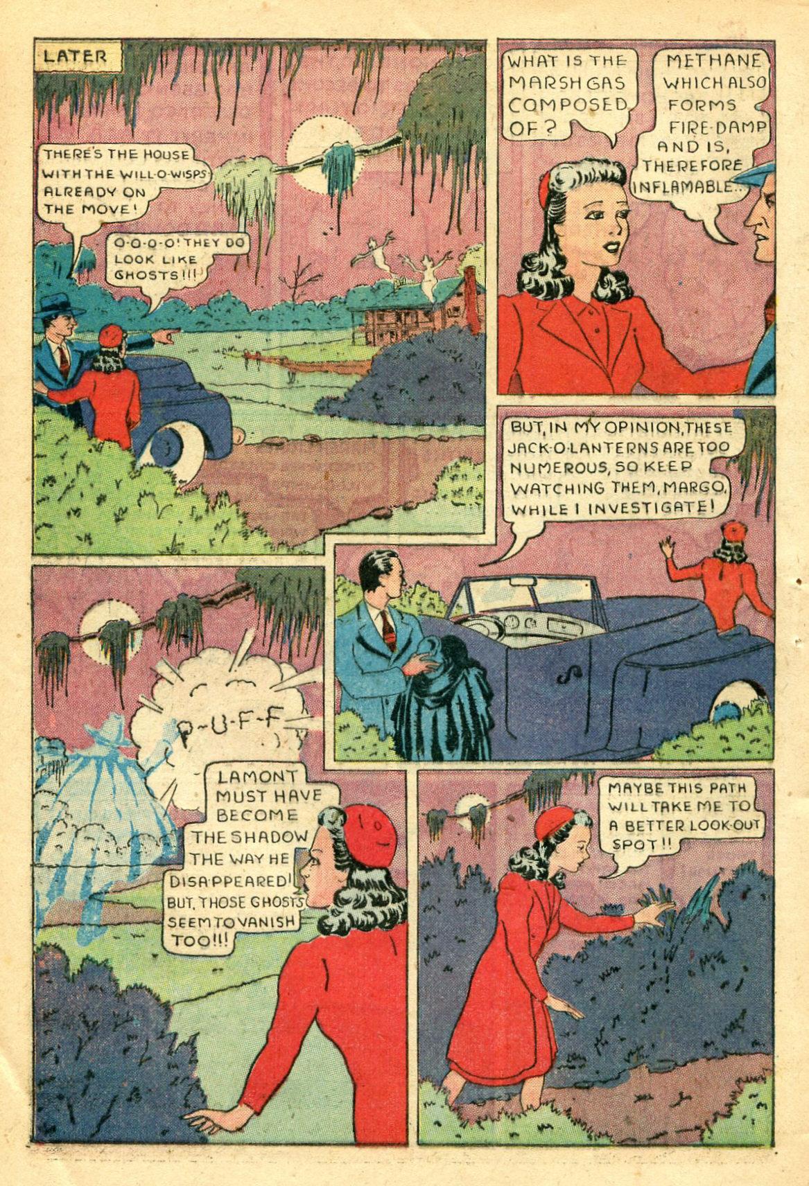 Read online Shadow Comics comic -  Issue #44 - 53