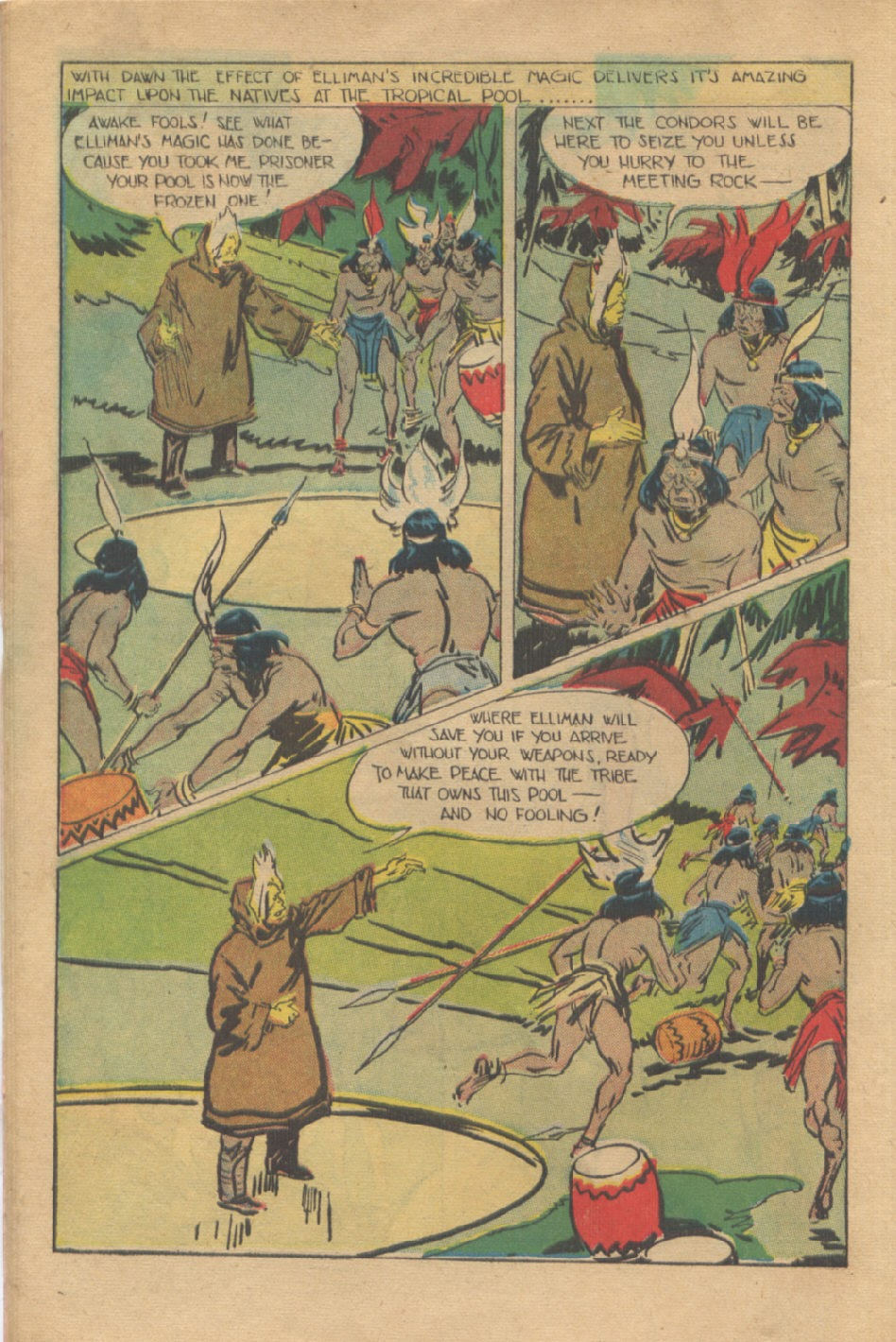 Super-Magician Comics issue 53 - Page 14