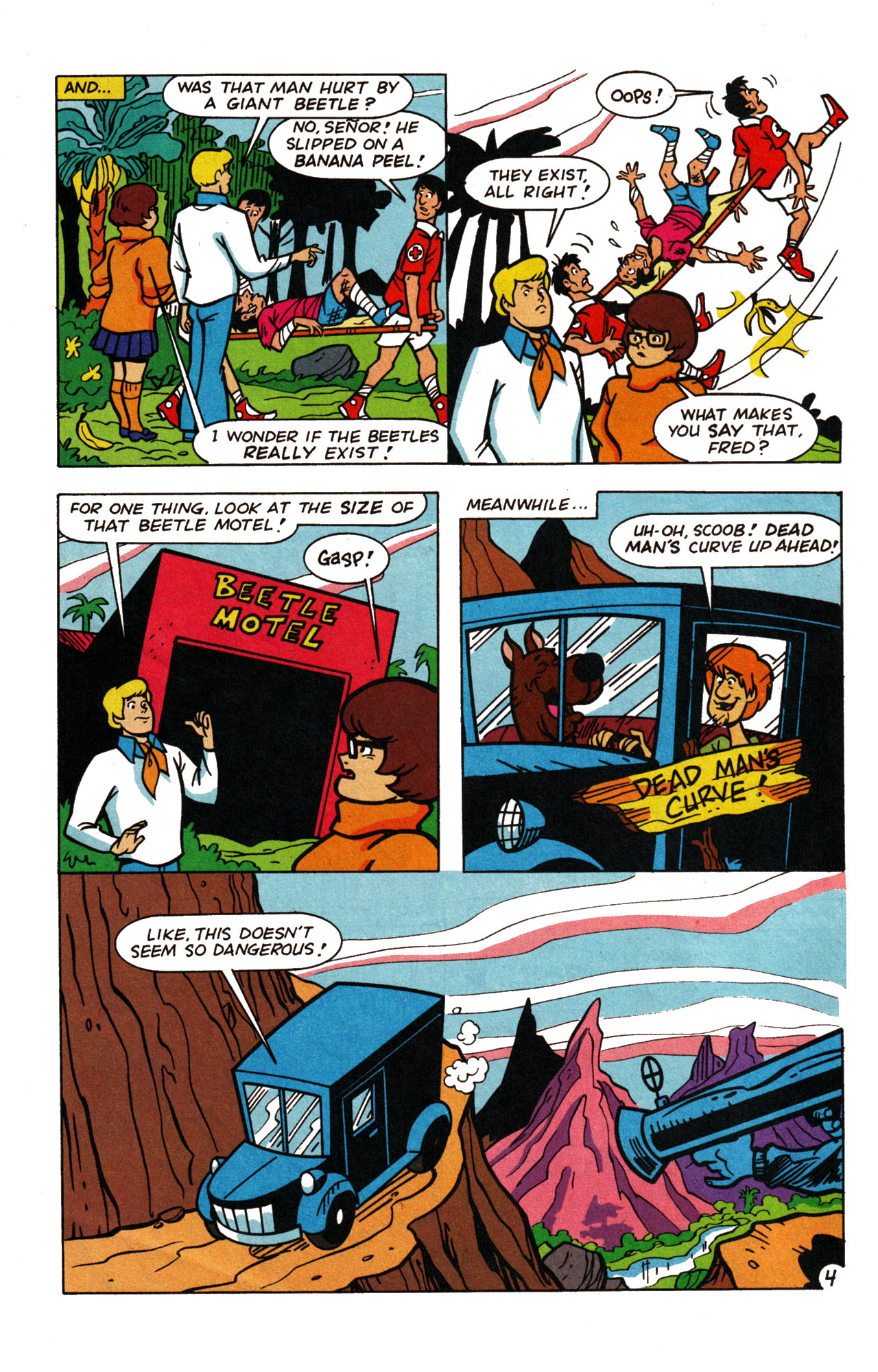 Read online Scooby-Doo (1995) comic -  Issue #13 - 29