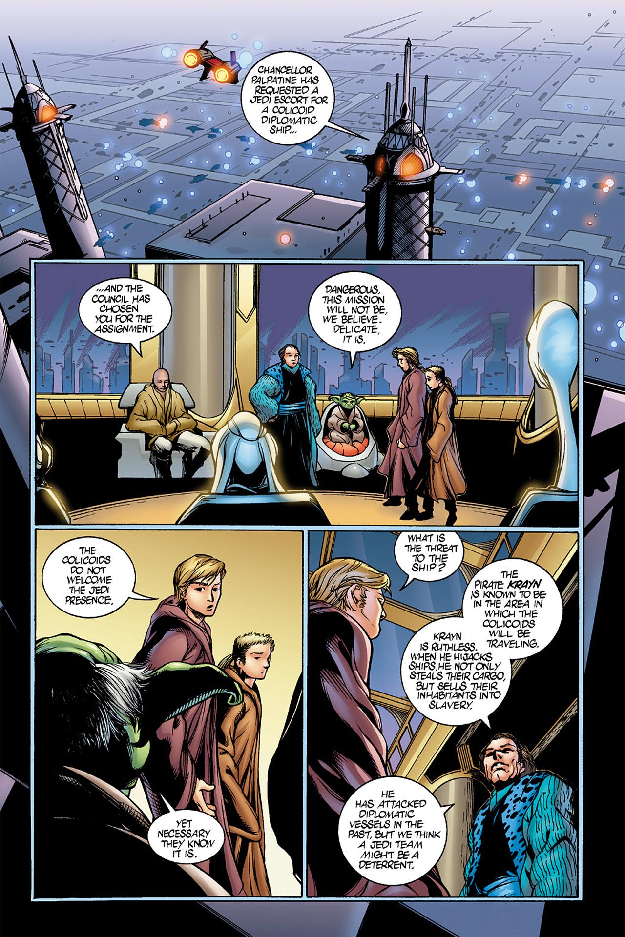Read online Star Wars Omnibus comic -  Issue # Vol. 10 - 143