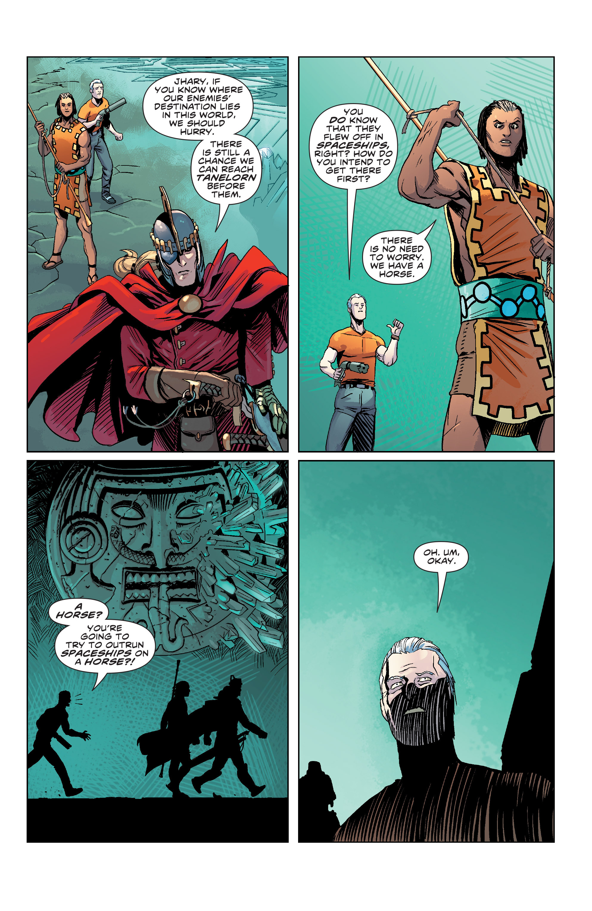 Read online Elric: The Balance Lost comic -  Issue # TPB 2 - 34