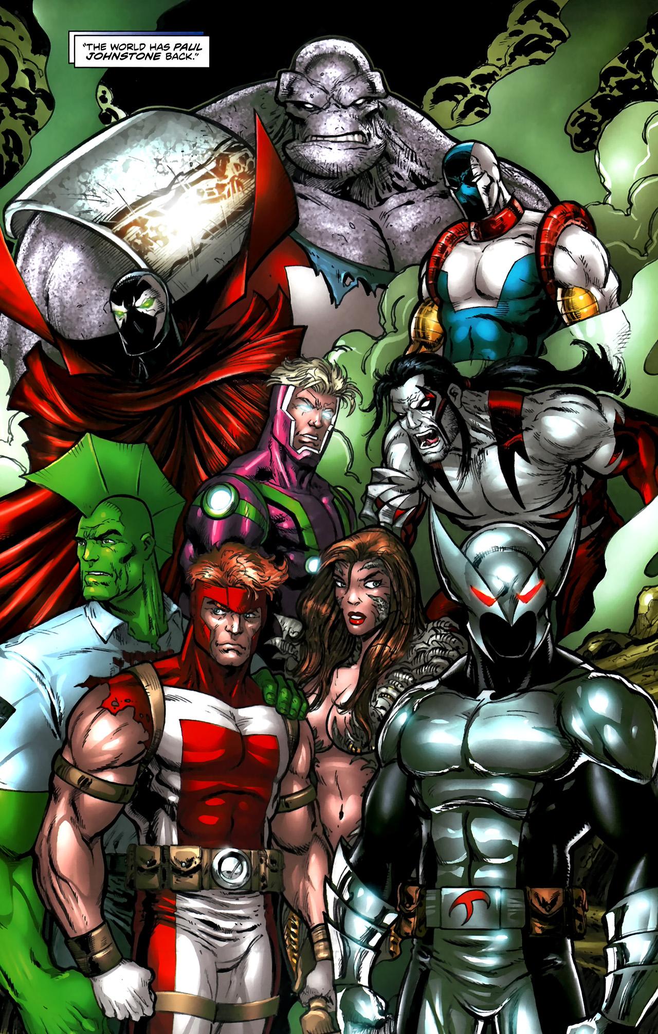 Read online ShadowHawk (2010) comic -  Issue #5 - 23