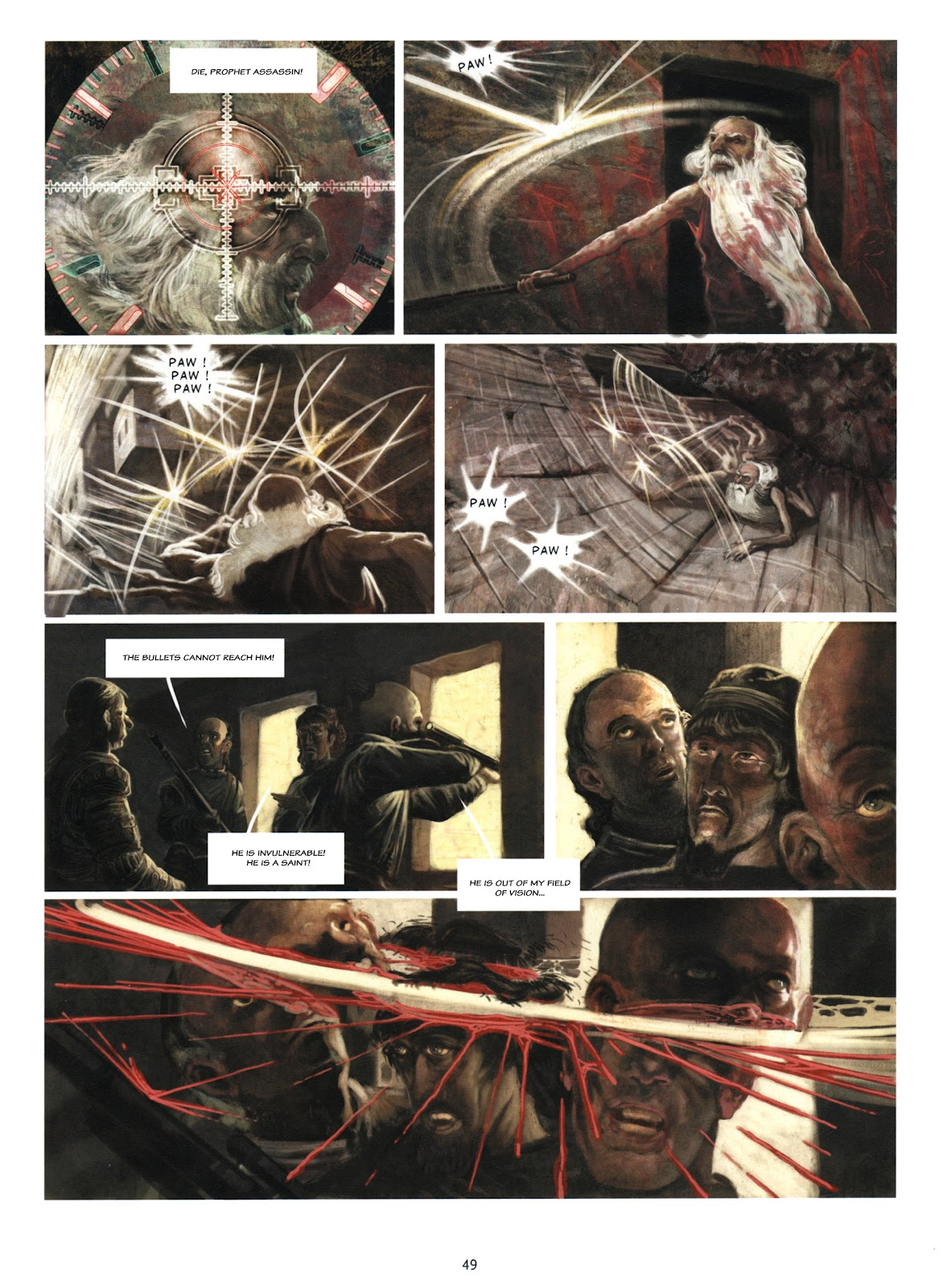 Showman Killer issue 1 - Page 49
