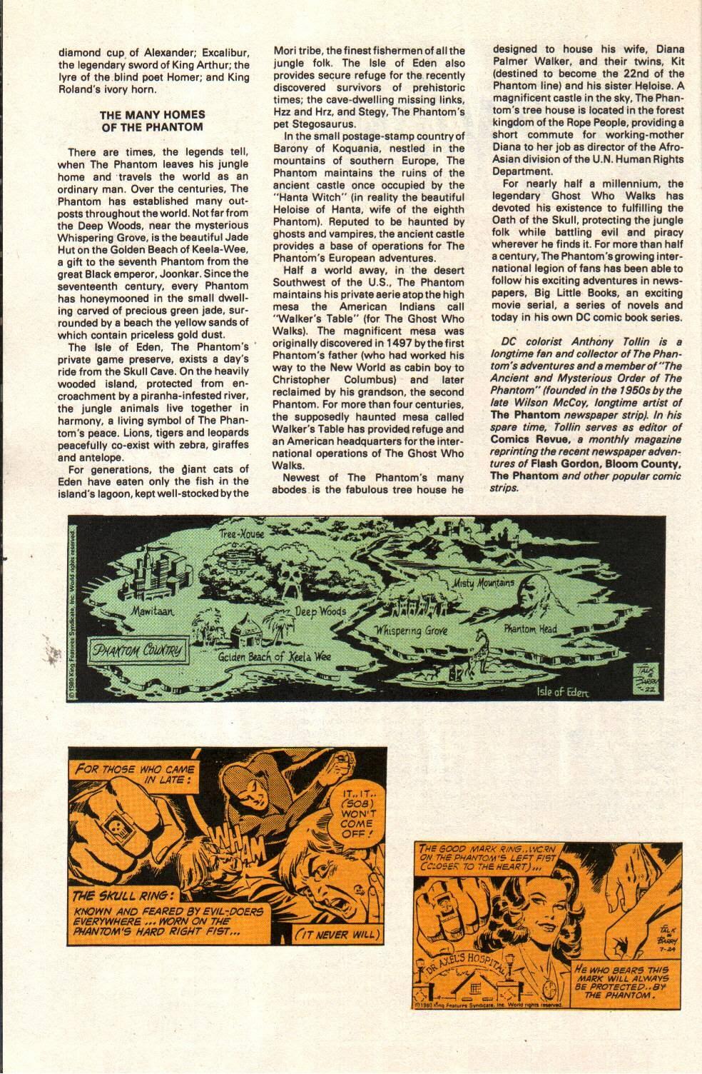 Read online The Phantom (1988) comic -  Issue #2 - 32