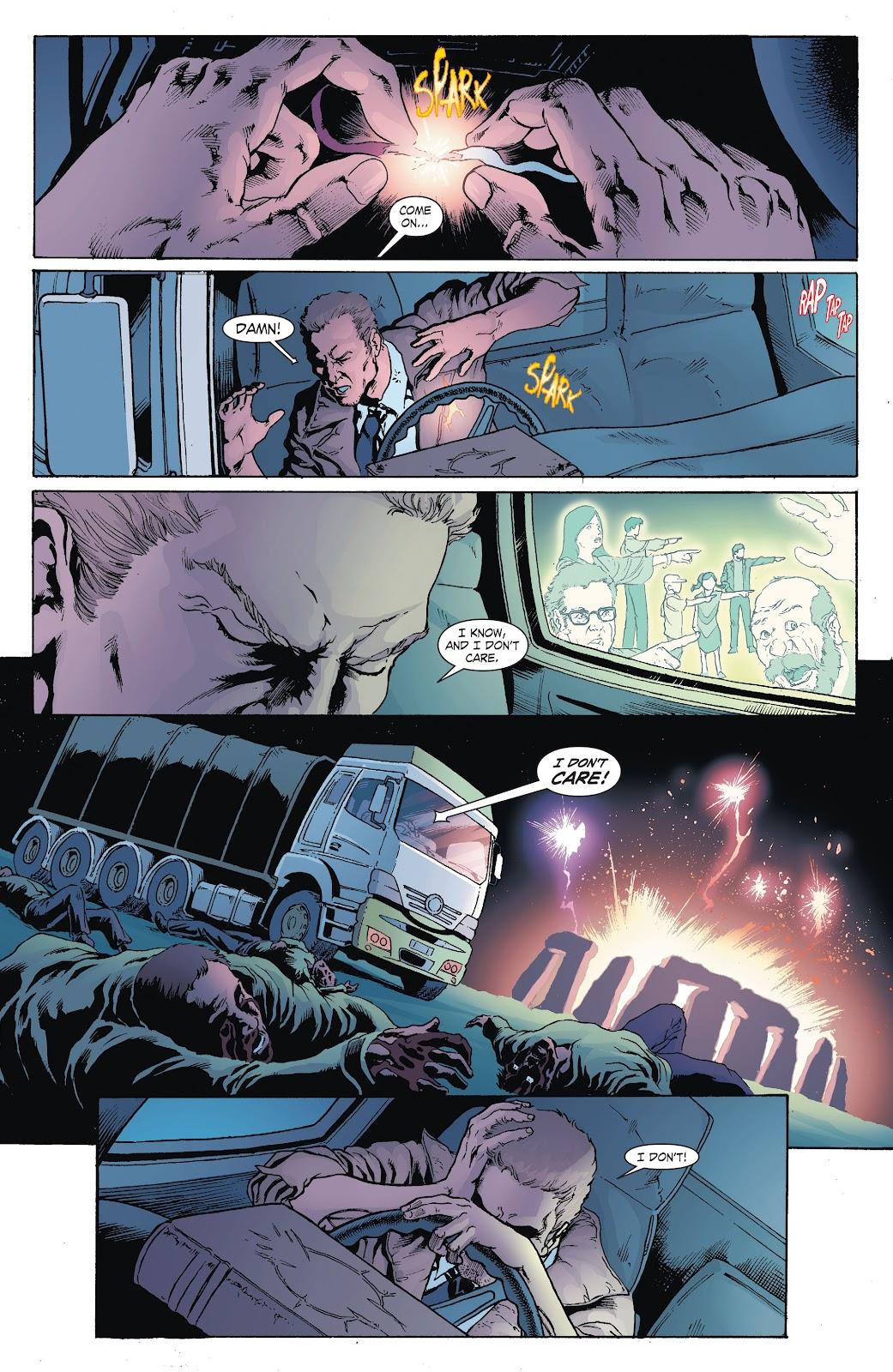 Read online Smallville Season 11 [II] comic -  Issue # TPB 8 - 37